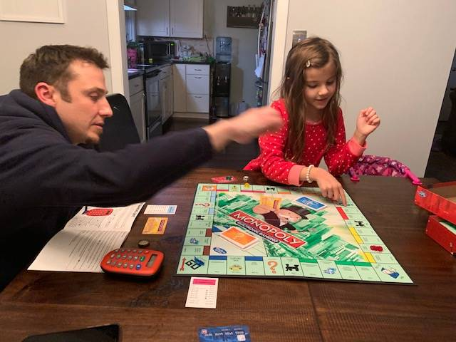 Family Activities at Home