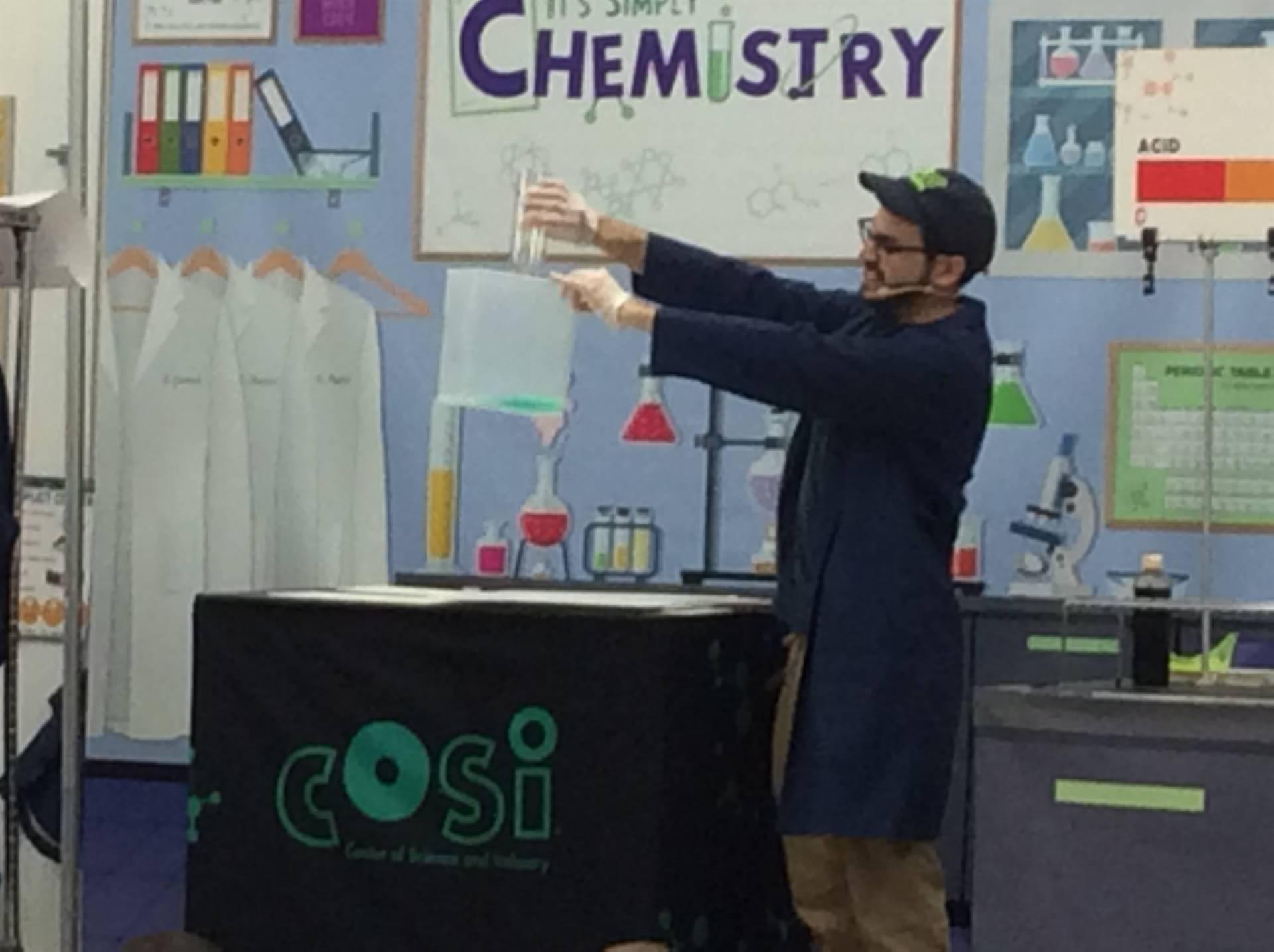 COSI Visit 3/3/2020