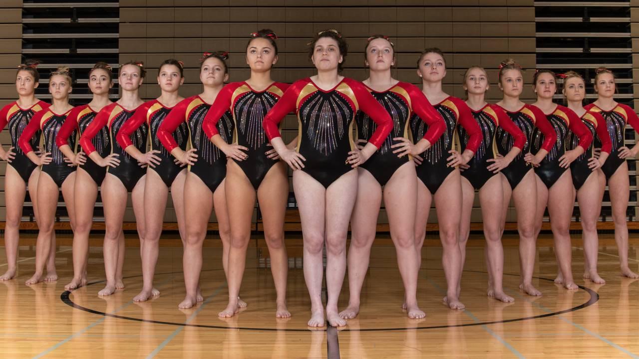 State Champion Gymnasts