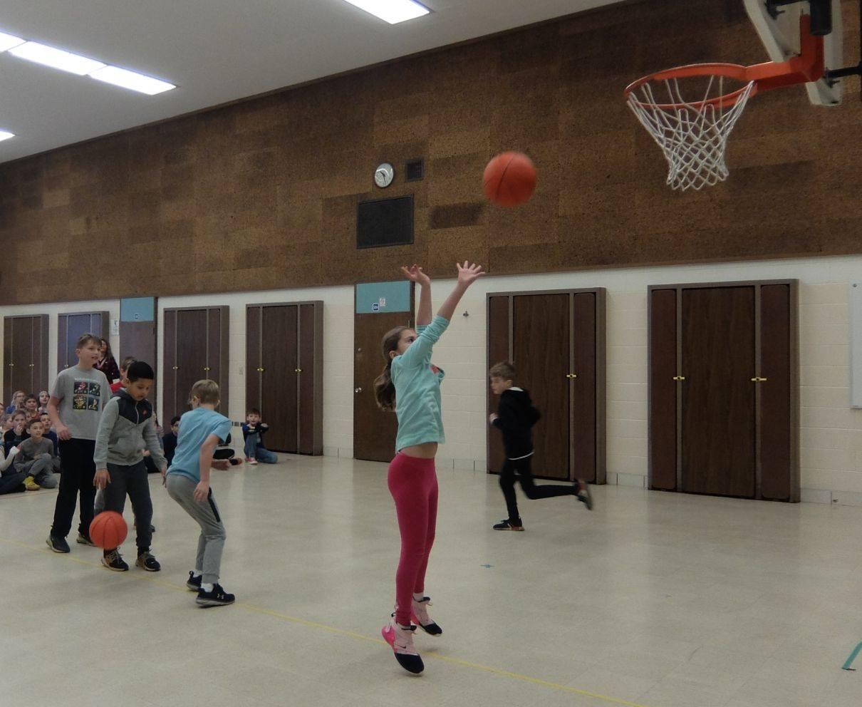 Basketball Tournament 25