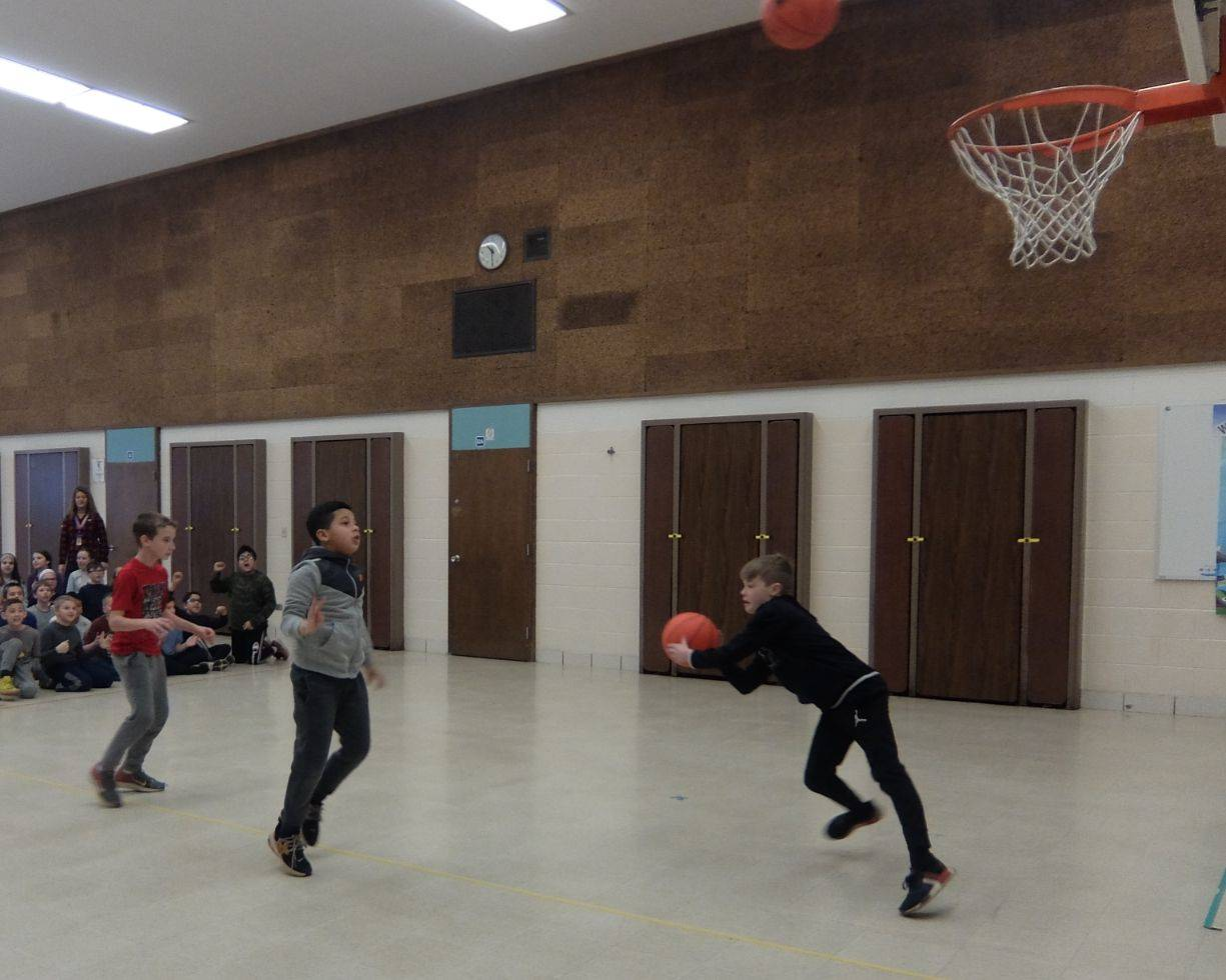 Basketball Tournament 32