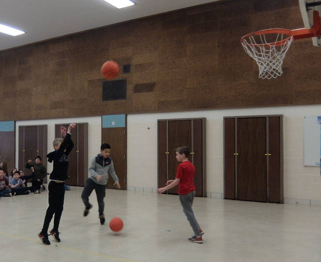 Basketball Tournament 33