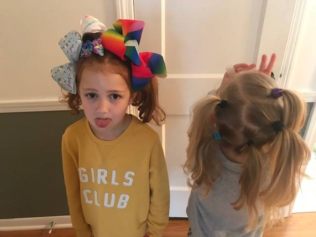 Mismatched Clothes and Crazy Hair Day