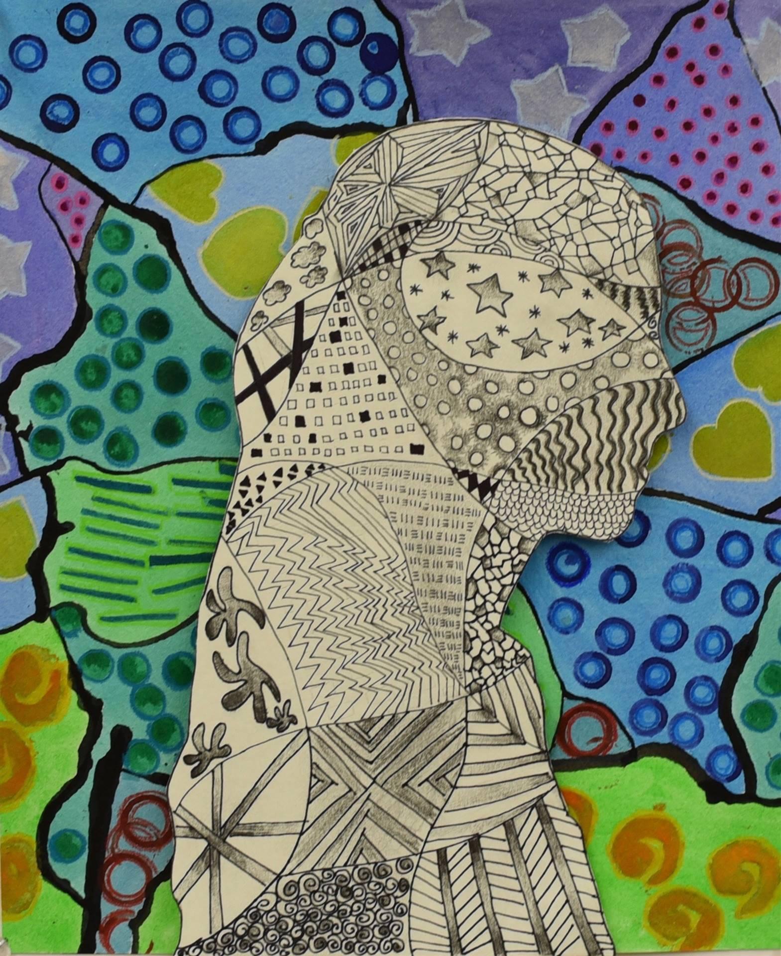 Brecksville-Broadview Hts. Middle School Art Projects 31