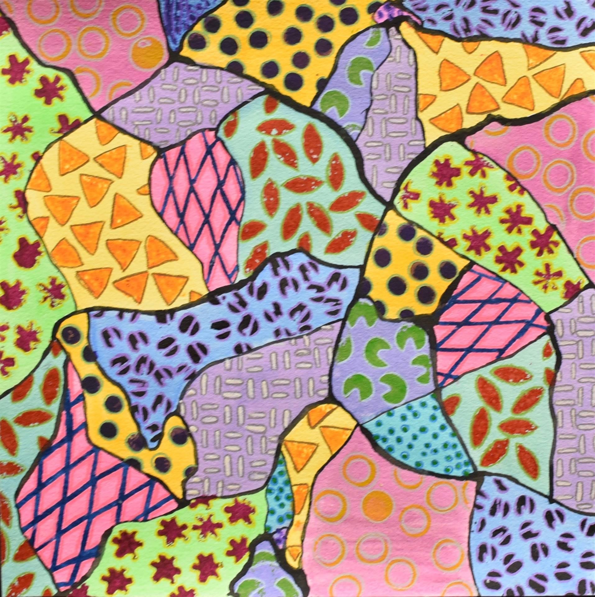 Brecksville-Broadview Hts. Middle School Art Projects 43