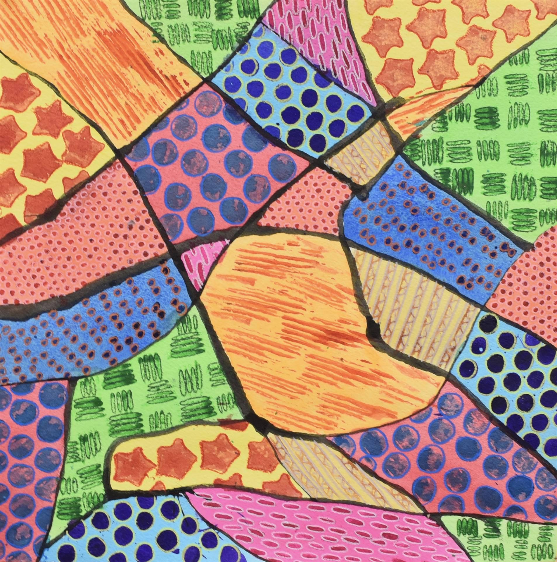 Brecksville-Broadview Hts. Middle School Art Projects 47