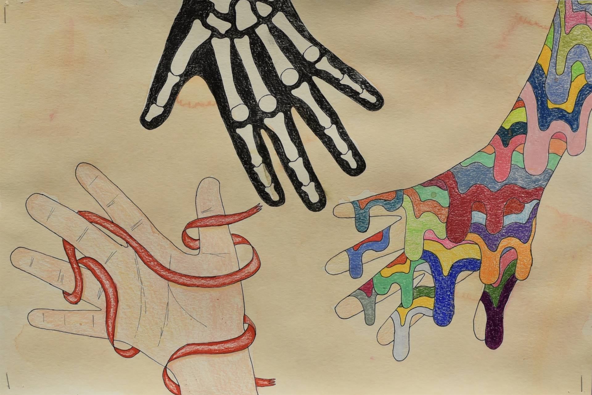 Brecksville-Broadview Hts. Middle School Art Projects 51