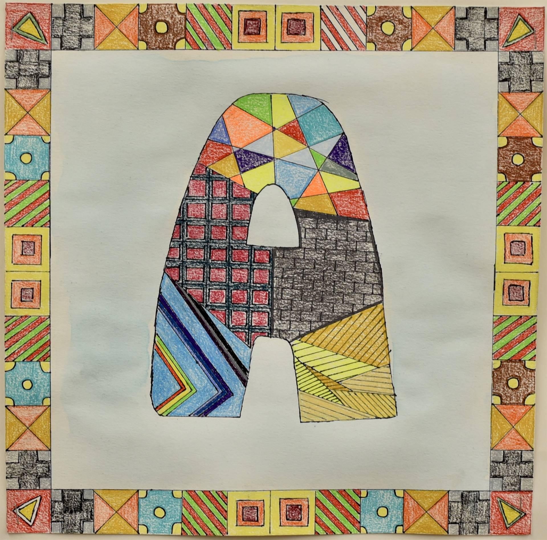 Brecksville-Broadview Hts. Middle School Art Projects 55
