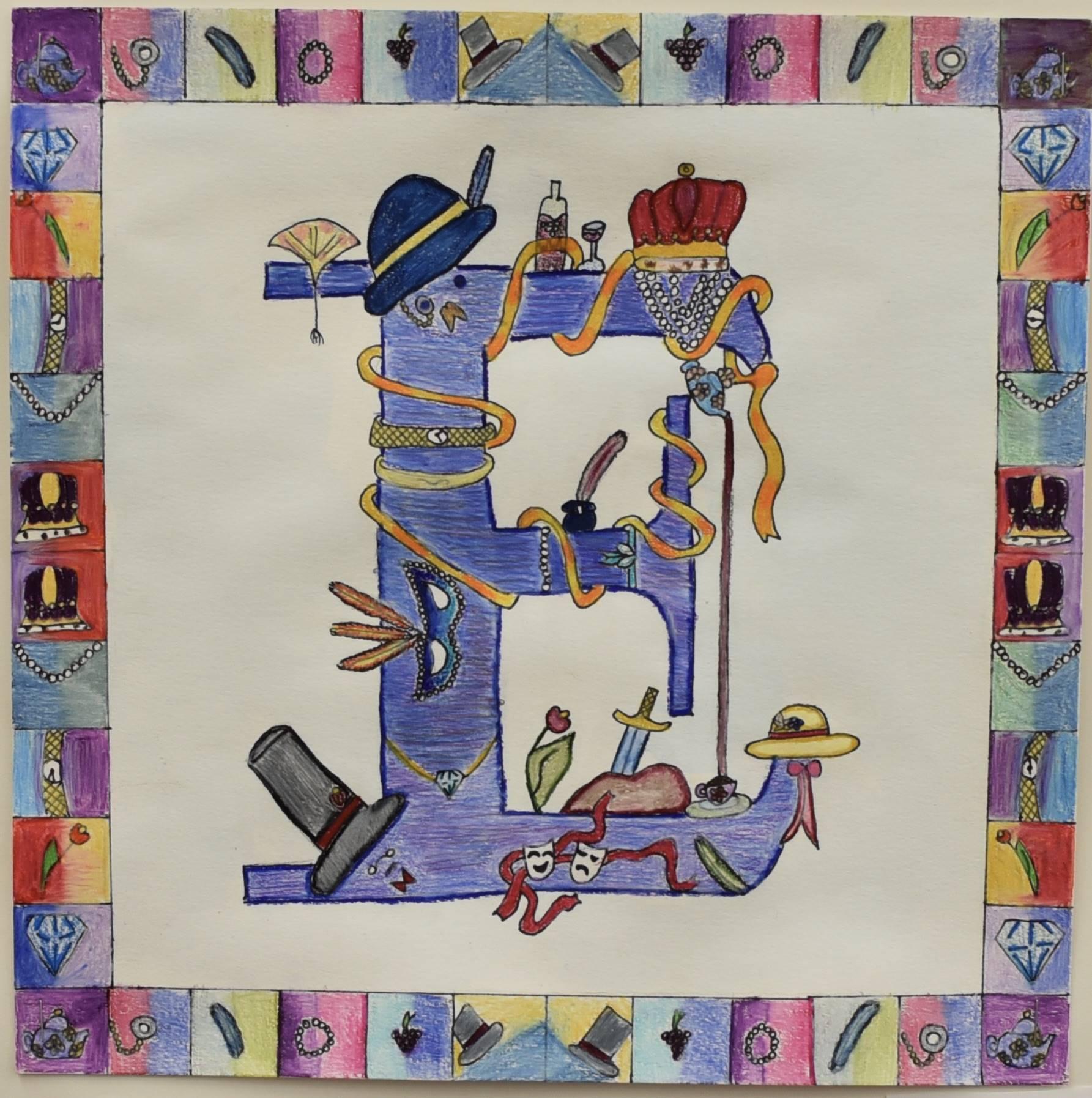 Brecksville-Broadview Hts. Middle School Art Projects 59