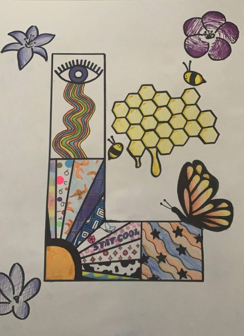 Brecksville-Broadview Hts. Middle School Art Projects 65