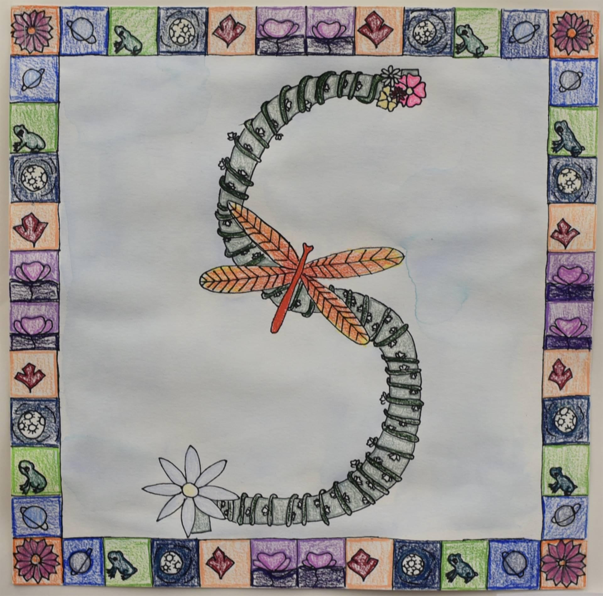 Brecksville-Broadview Hts. Middle School Art Projects 67
