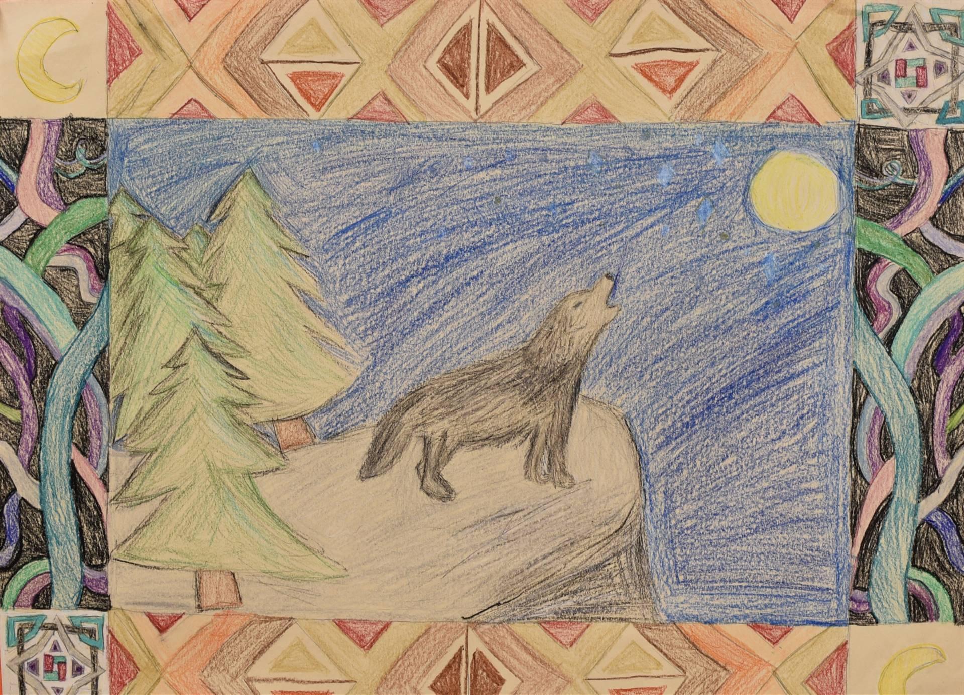 Brecksville-Broadview Hts. Middle School Art Projects 93