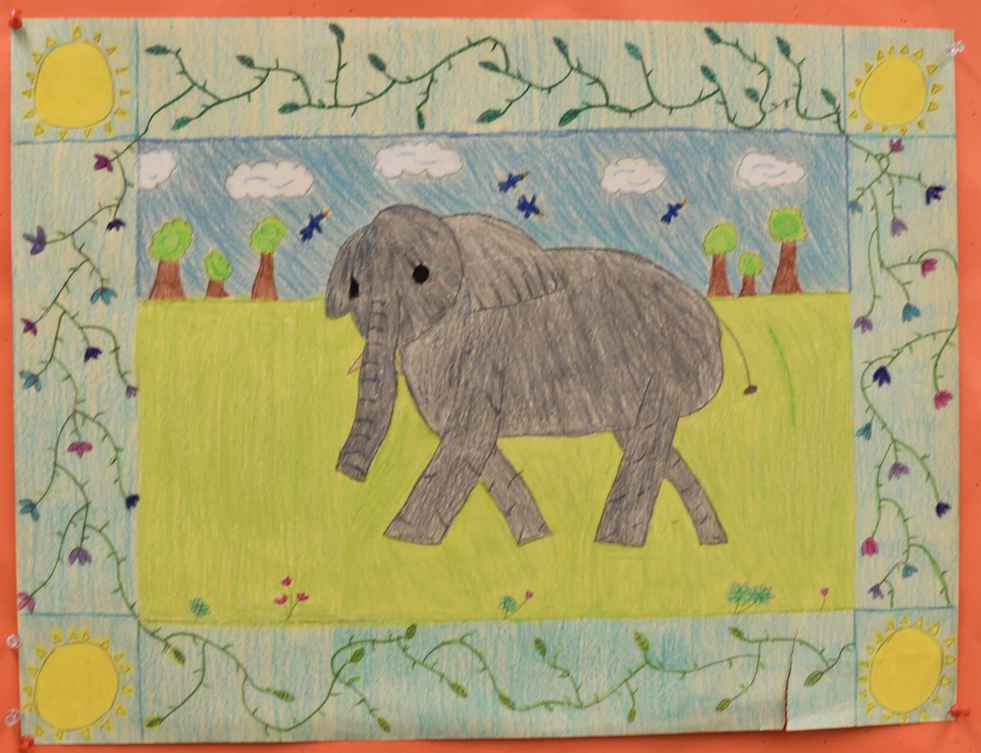 Brecksville-Broadview Hts. Middle School Art Projects 96