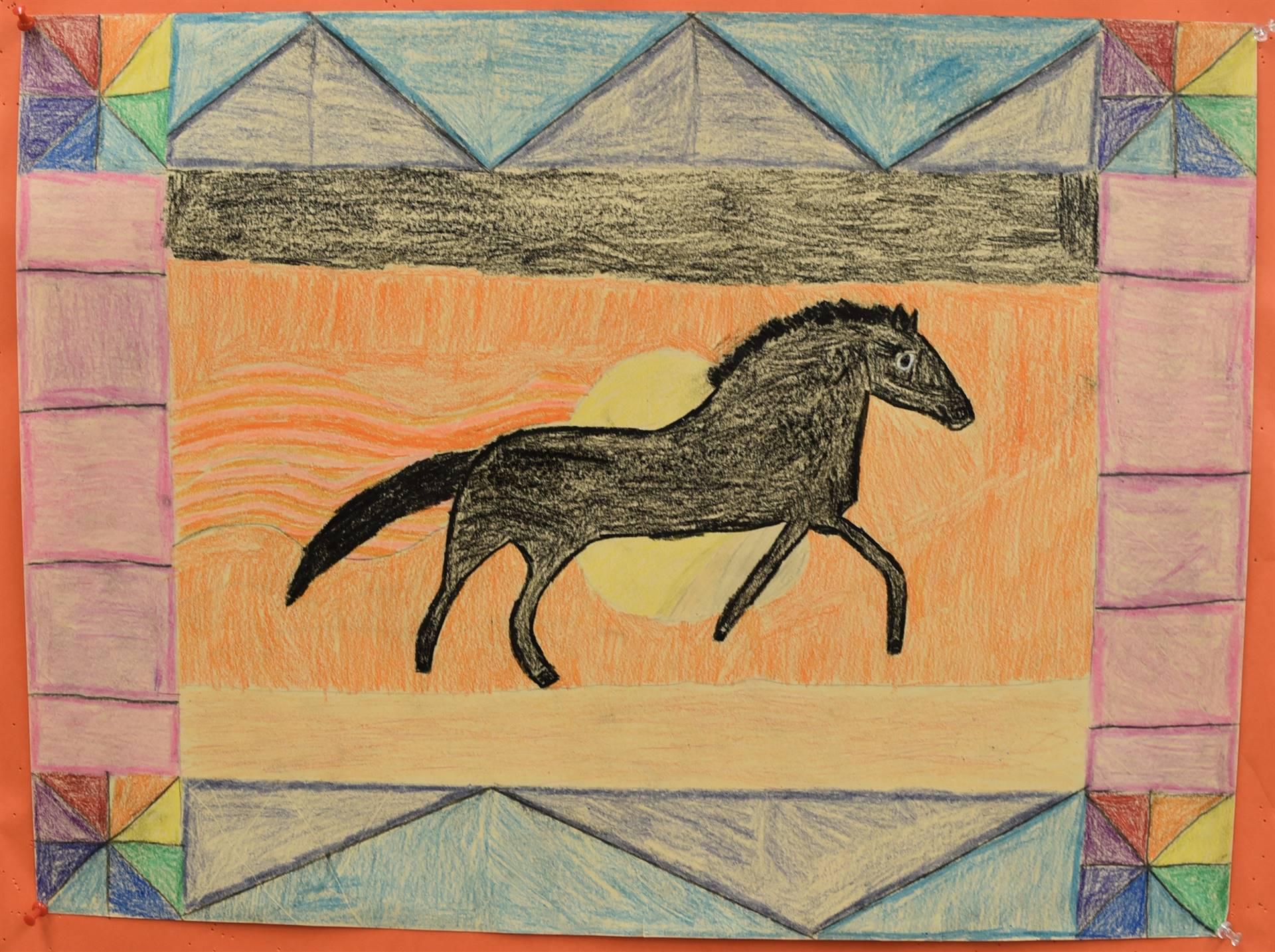Brecksville-Broadview Hts. Middle School Art Projects 94