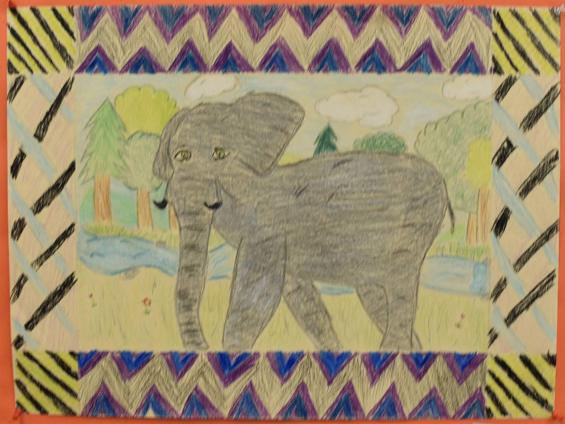 Brecksville-Broadview Hts. Middle School Art Projects 99