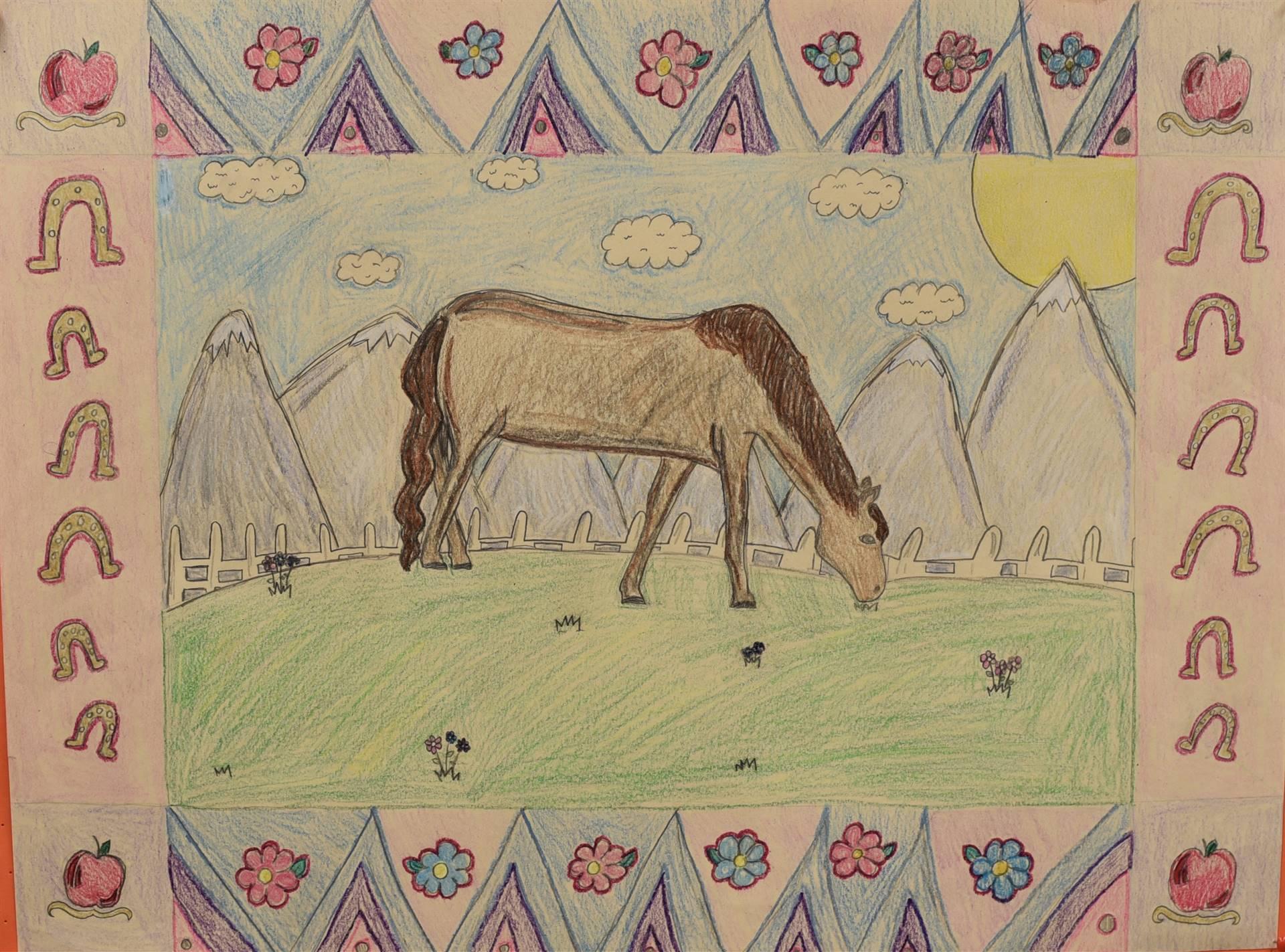 Brecksville-Broadview Hts. Middle School Art Projects 102
