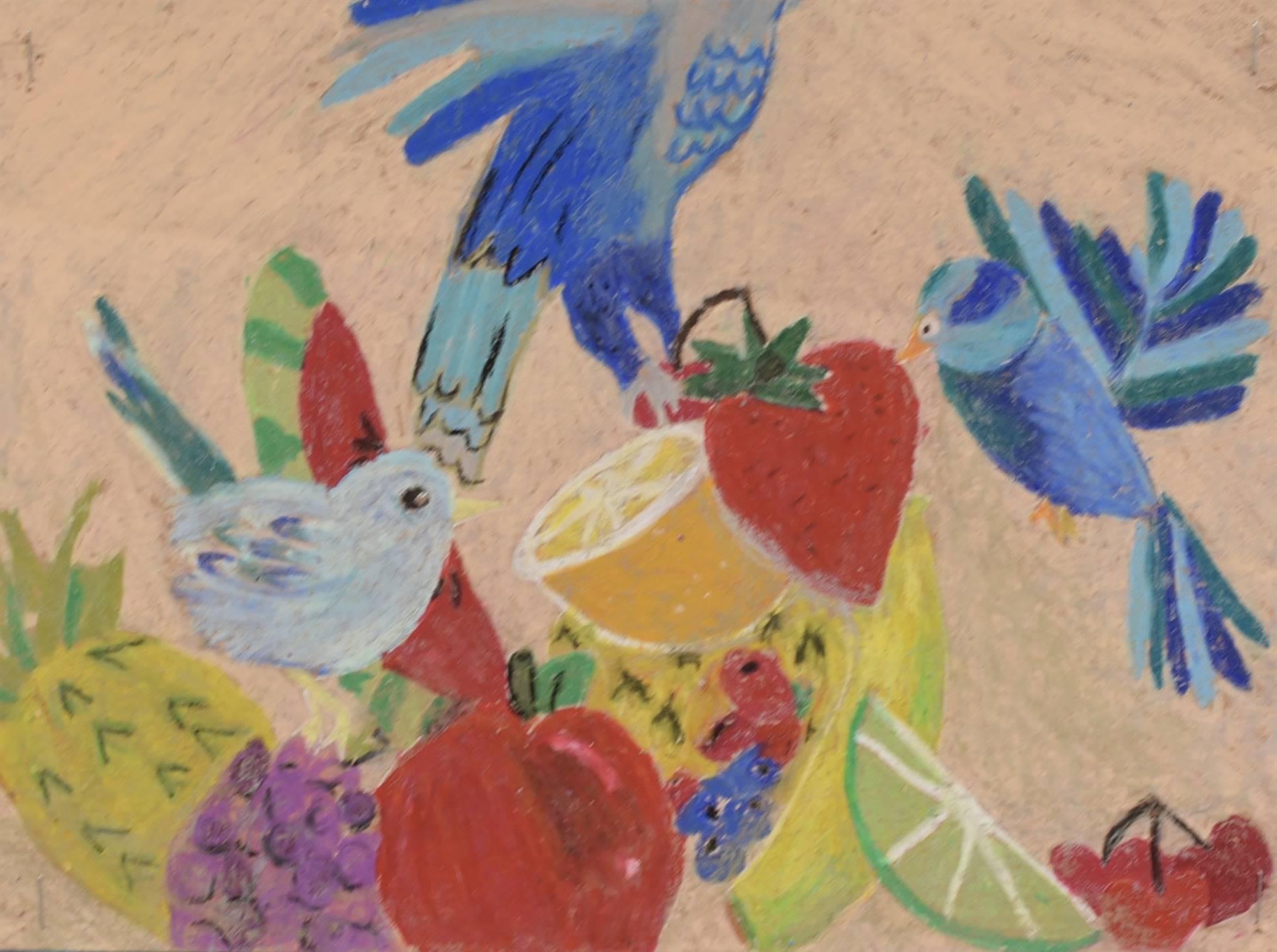 Brecksville-Broadview Hts. Middle School Art Projects 110