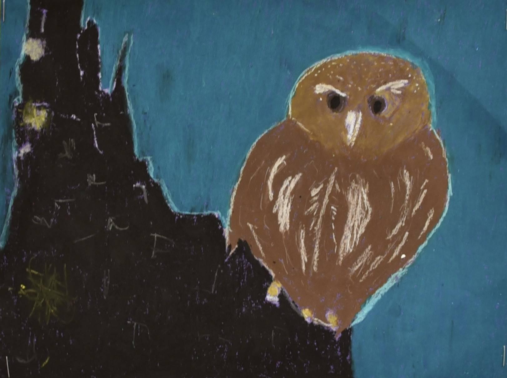 Brecksville-Broadview Hts. Middle School Art Projects 114