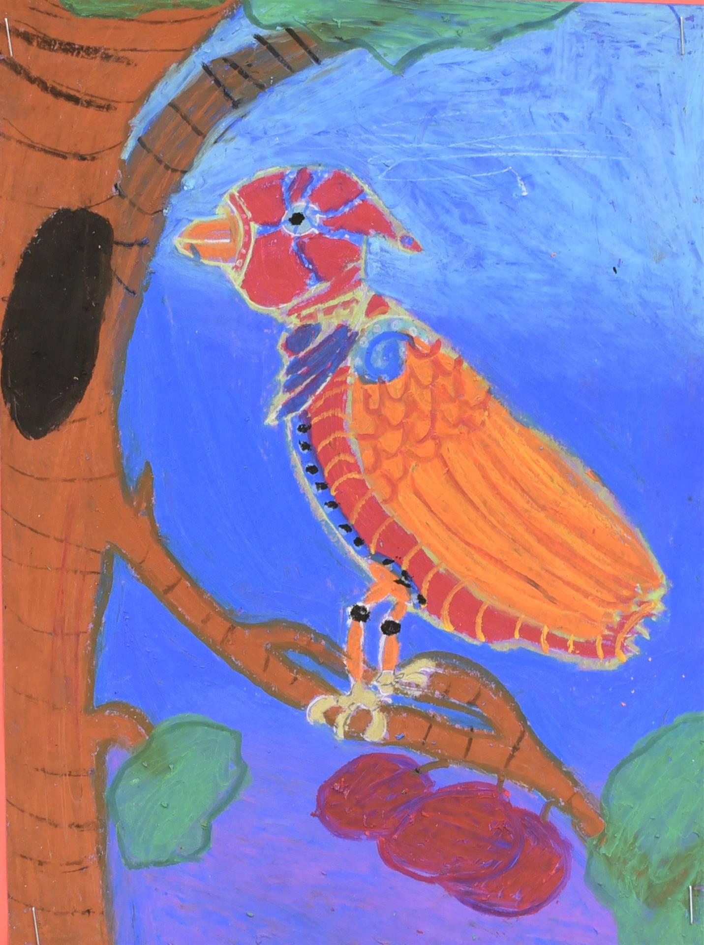 Brecksville-Broadview Hts. Middle School Art Projects 108