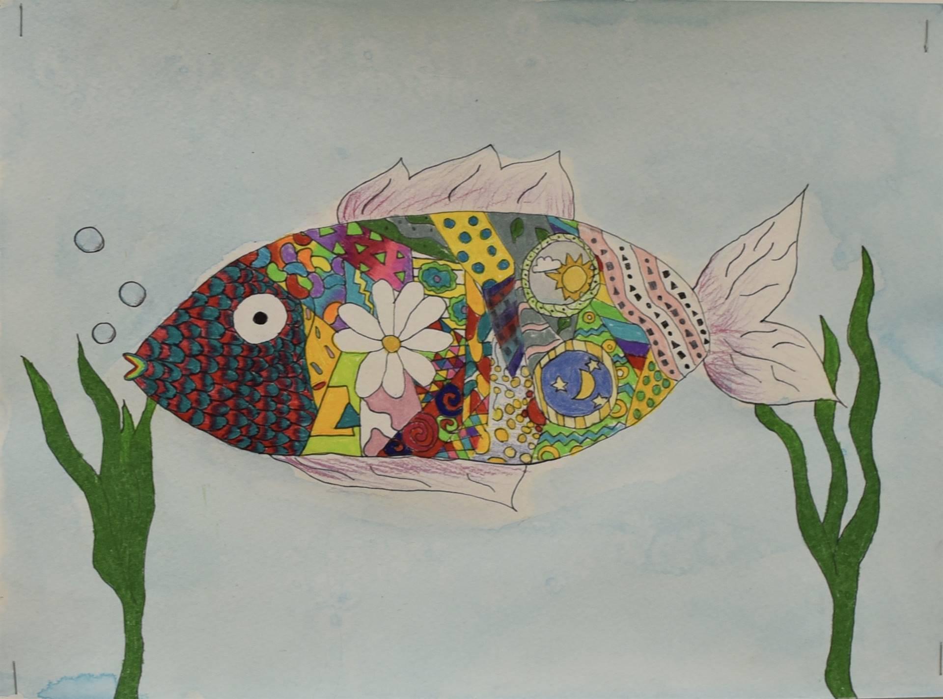 Brecksville-Broadview Hts. Middle School Art Projects 131