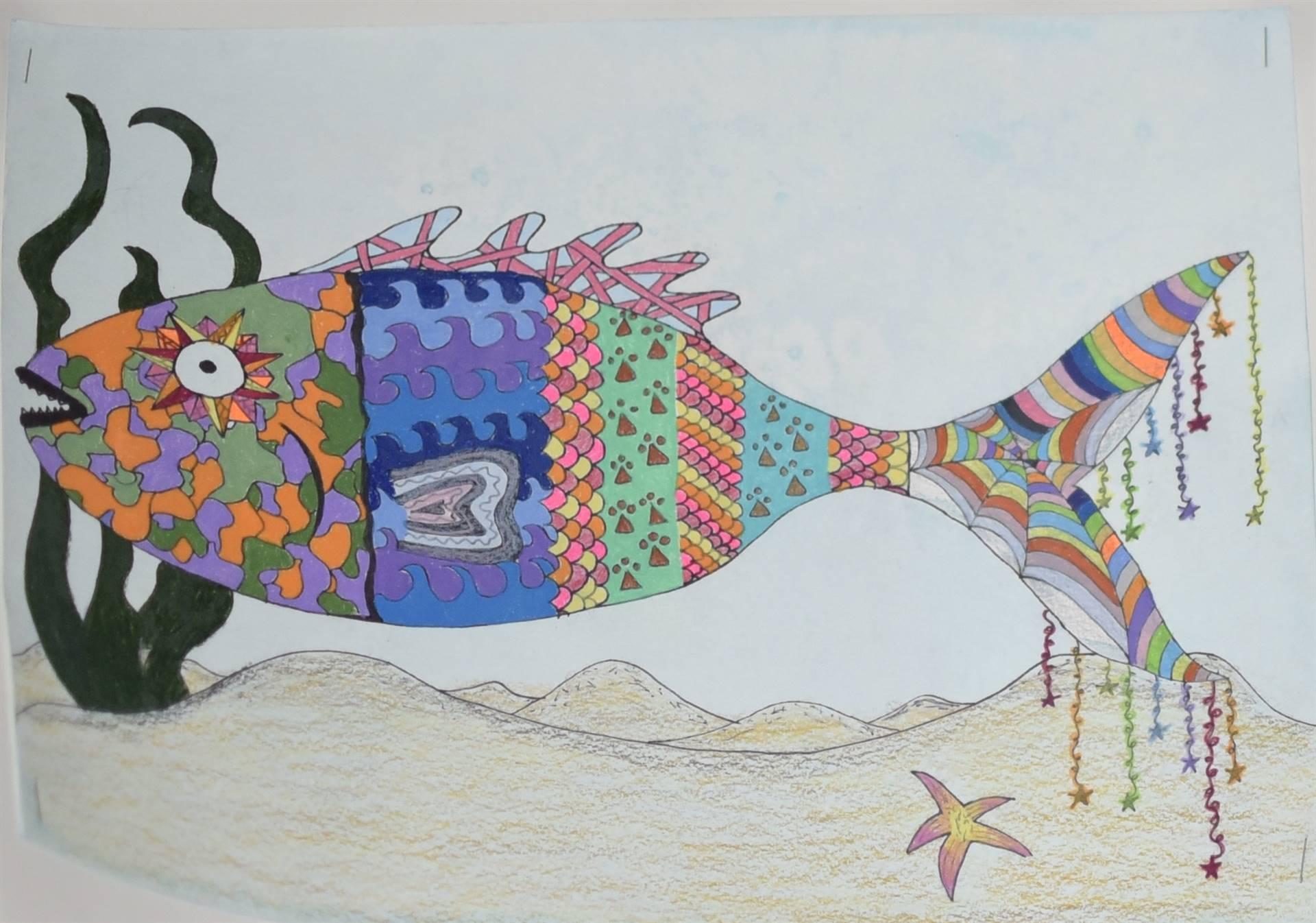 Brecksville-Broadview Hts. Middle School Art Projects 137
