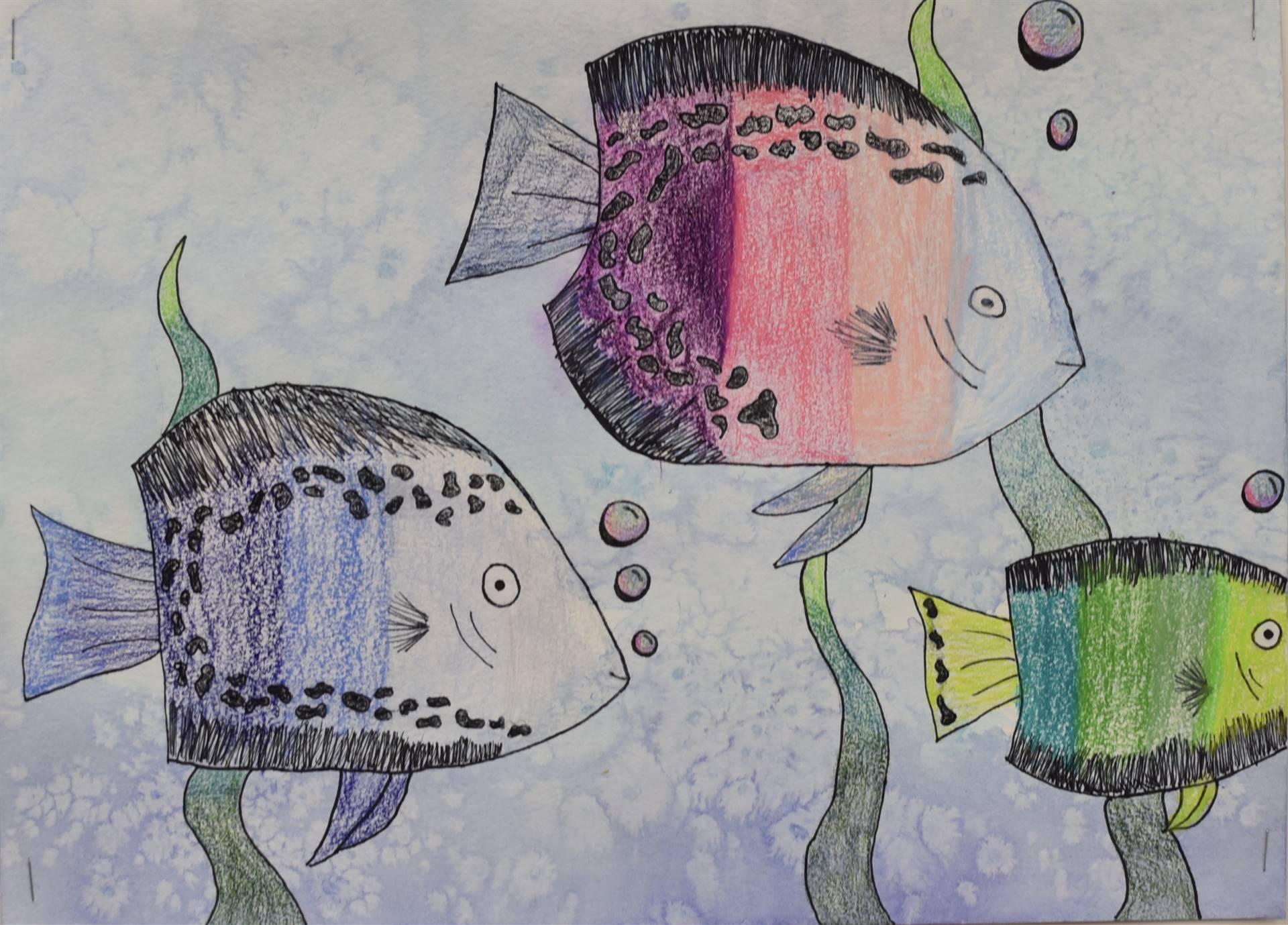 Brecksville-Broadview Hts. Middle School Art Projects 138
