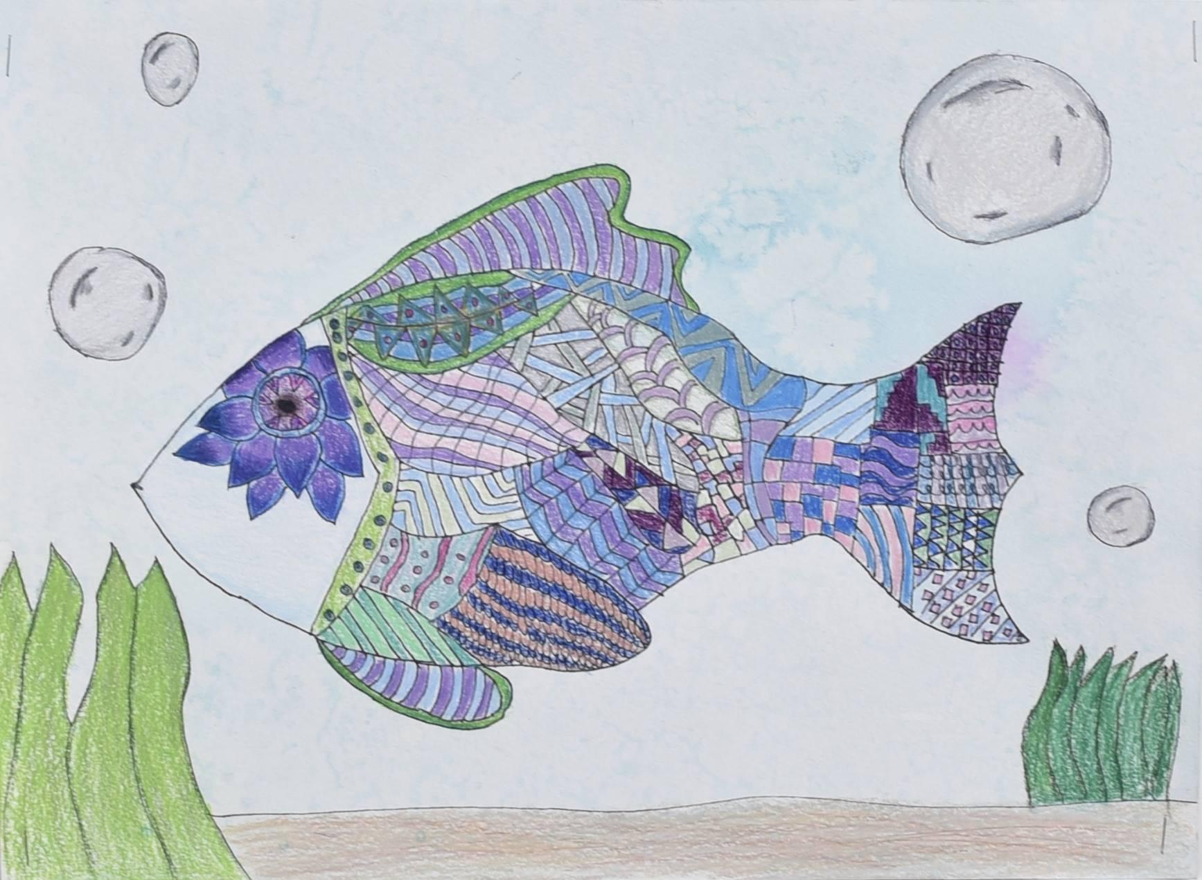 Brecksville-Broadview Hts. Middle School Art Projects 139
