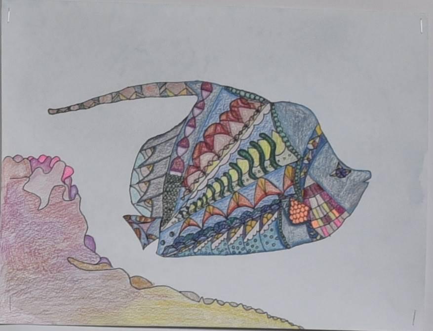 Brecksville-Broadview Hts. Middle School Art Projects 141