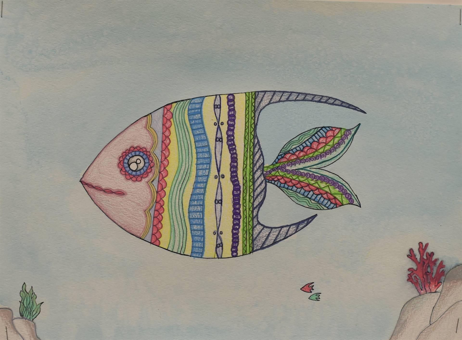 Brecksville-Broadview Hts. Middle School Art Projects 146