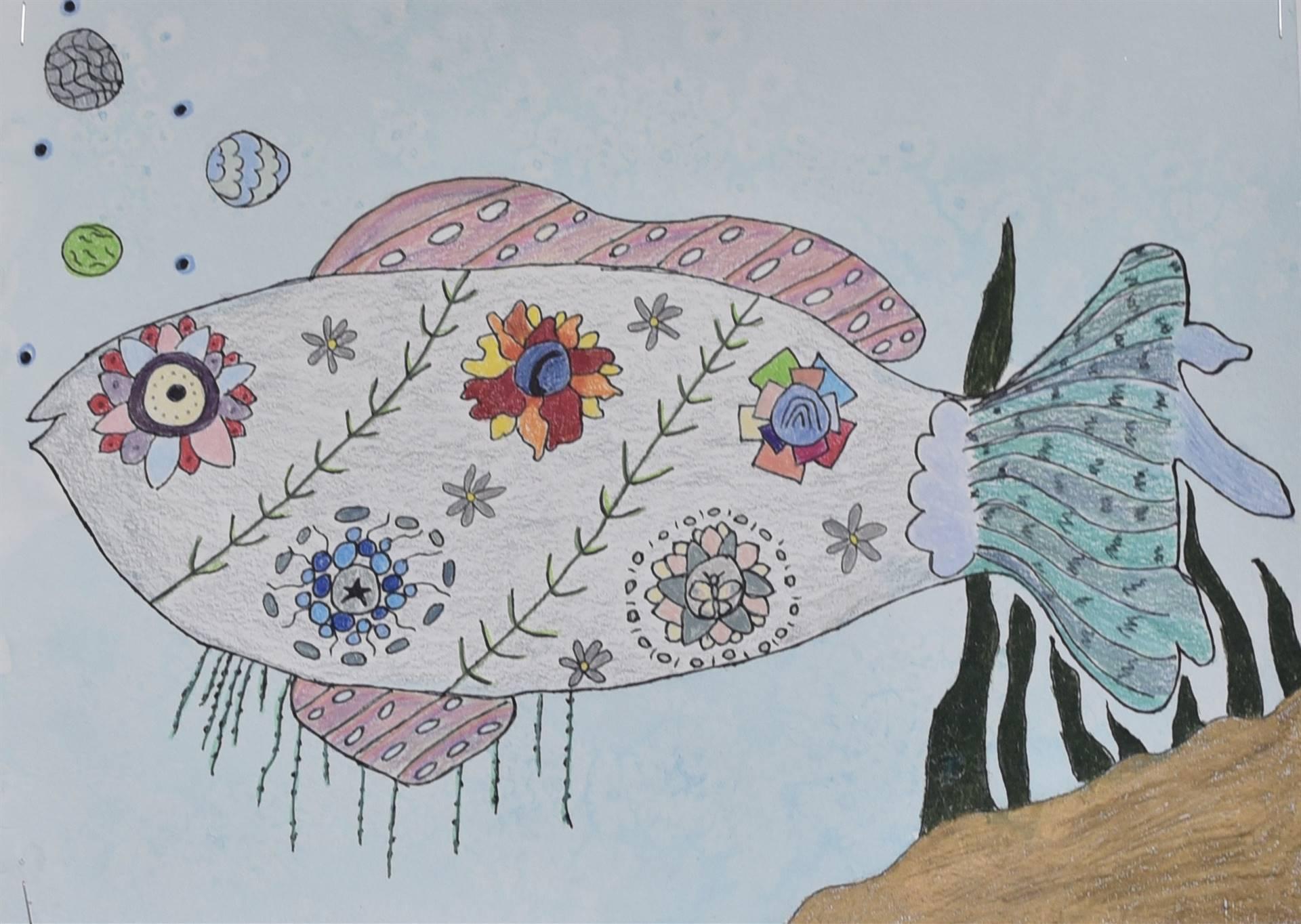 Brecksville-Broadview Hts. Middle School Art Projects 145