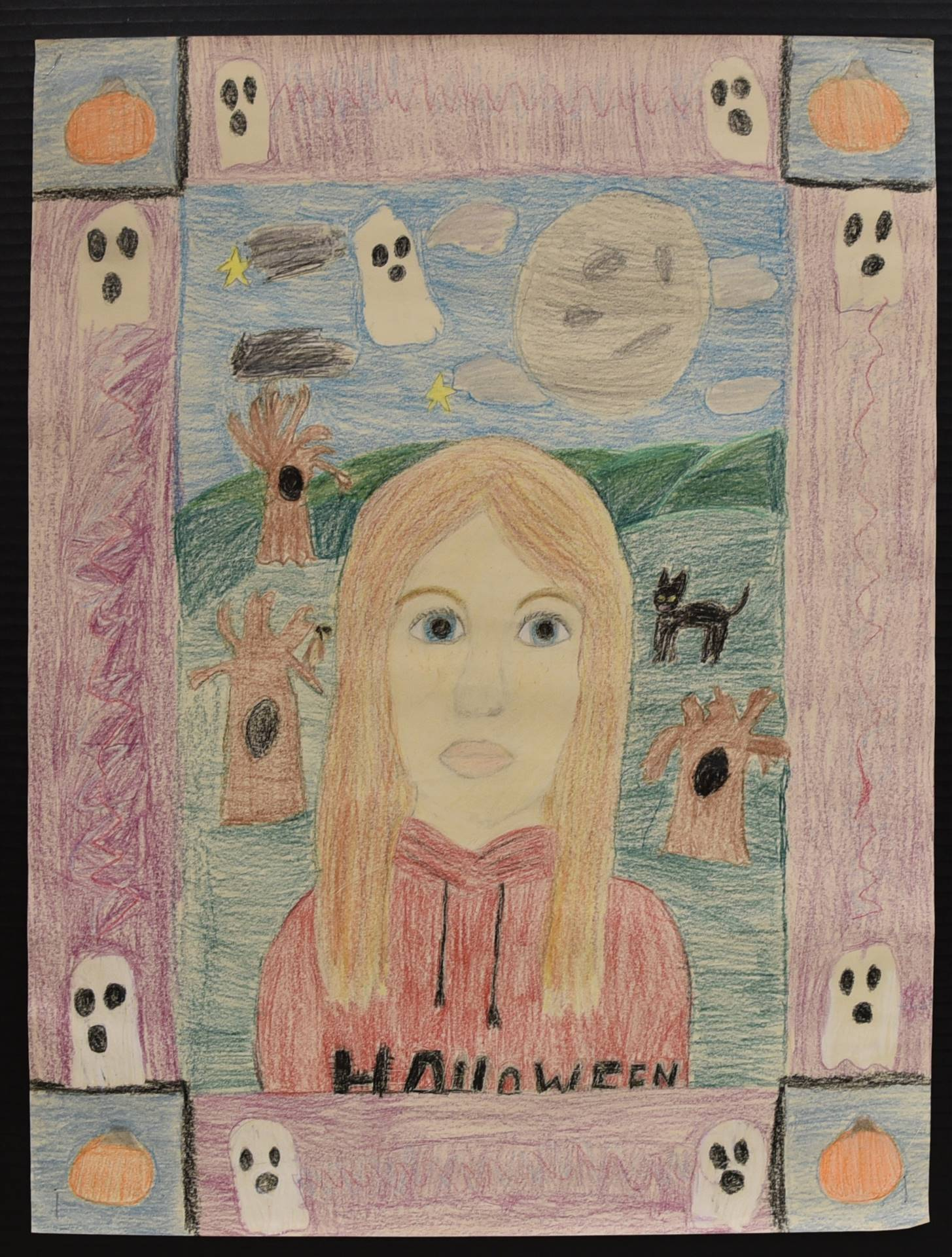 Brecksville-Broadview Hts. Middle School Art Projects 151