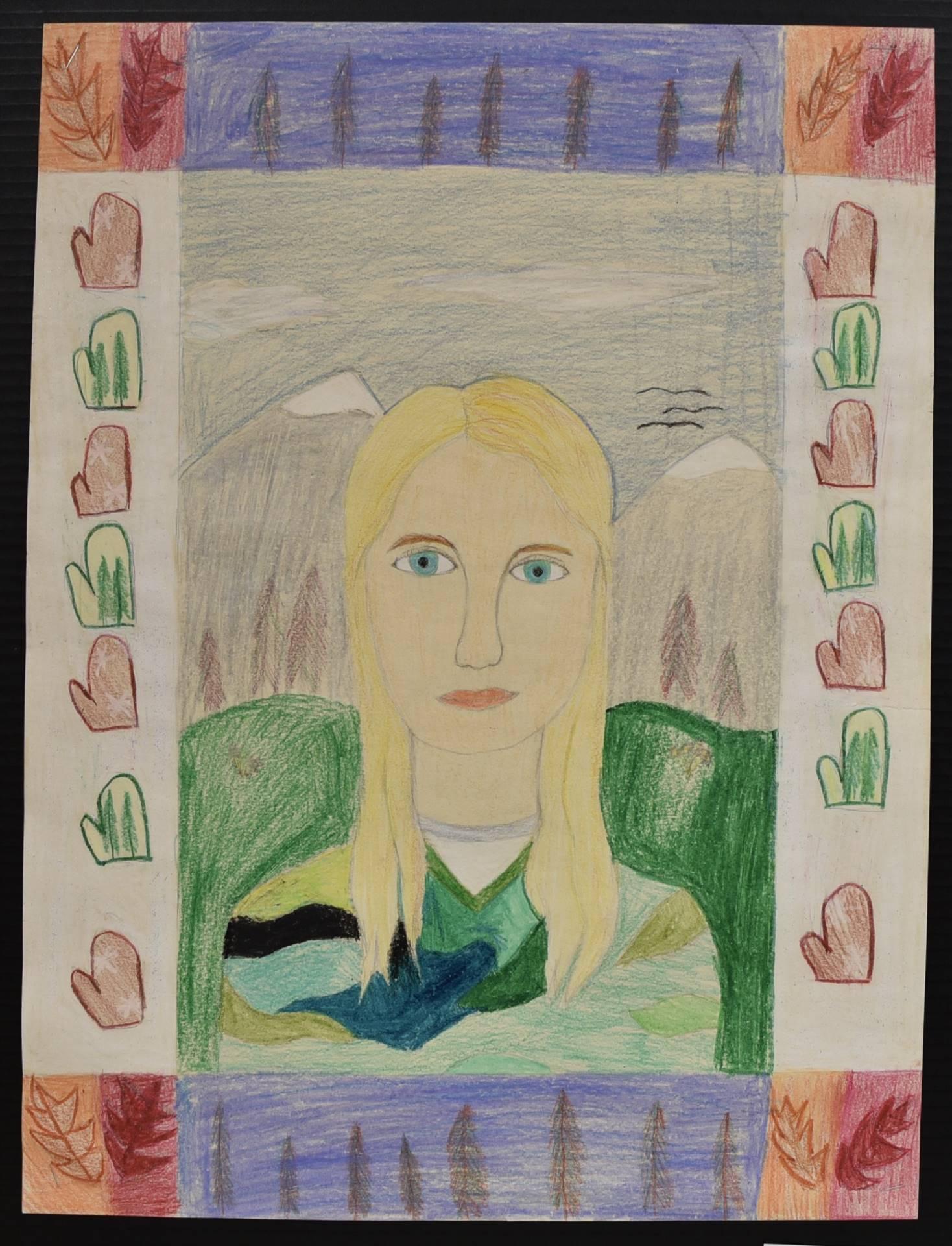 Brecksville-Broadview Hts. Middle School Art Projects 152