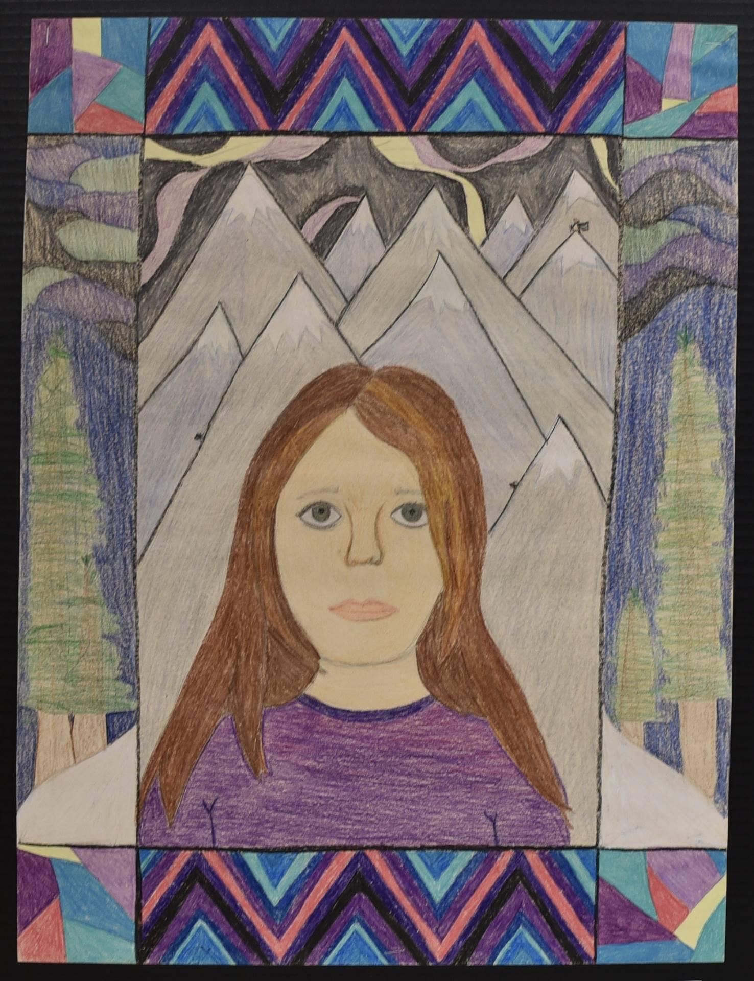 Brecksville-Broadview Hts. Middle School Art Projects 153
