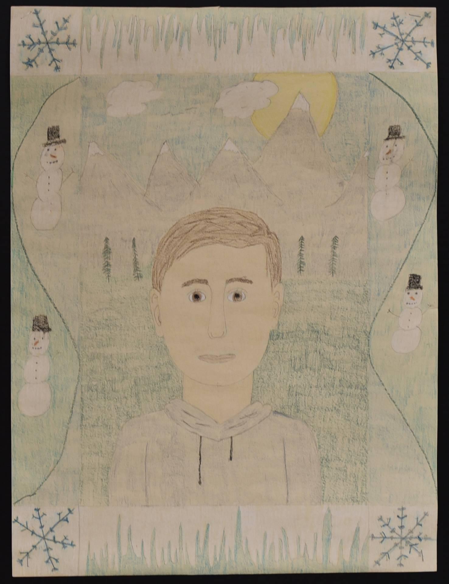 Brecksville-Broadview Hts. Middle School Art Projects 154
