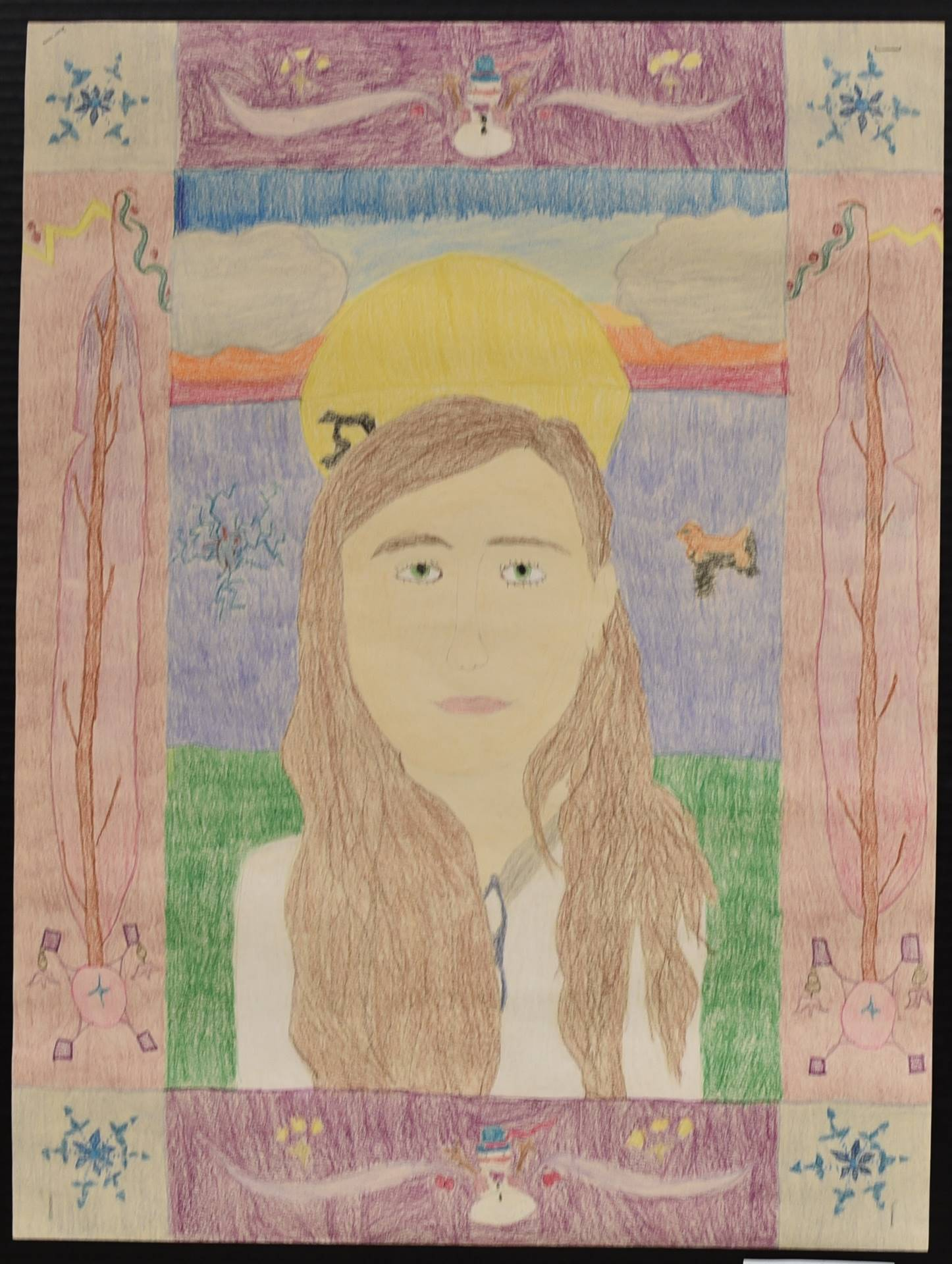 Brecksville-Broadview Hts. Middle School Art Projects 155