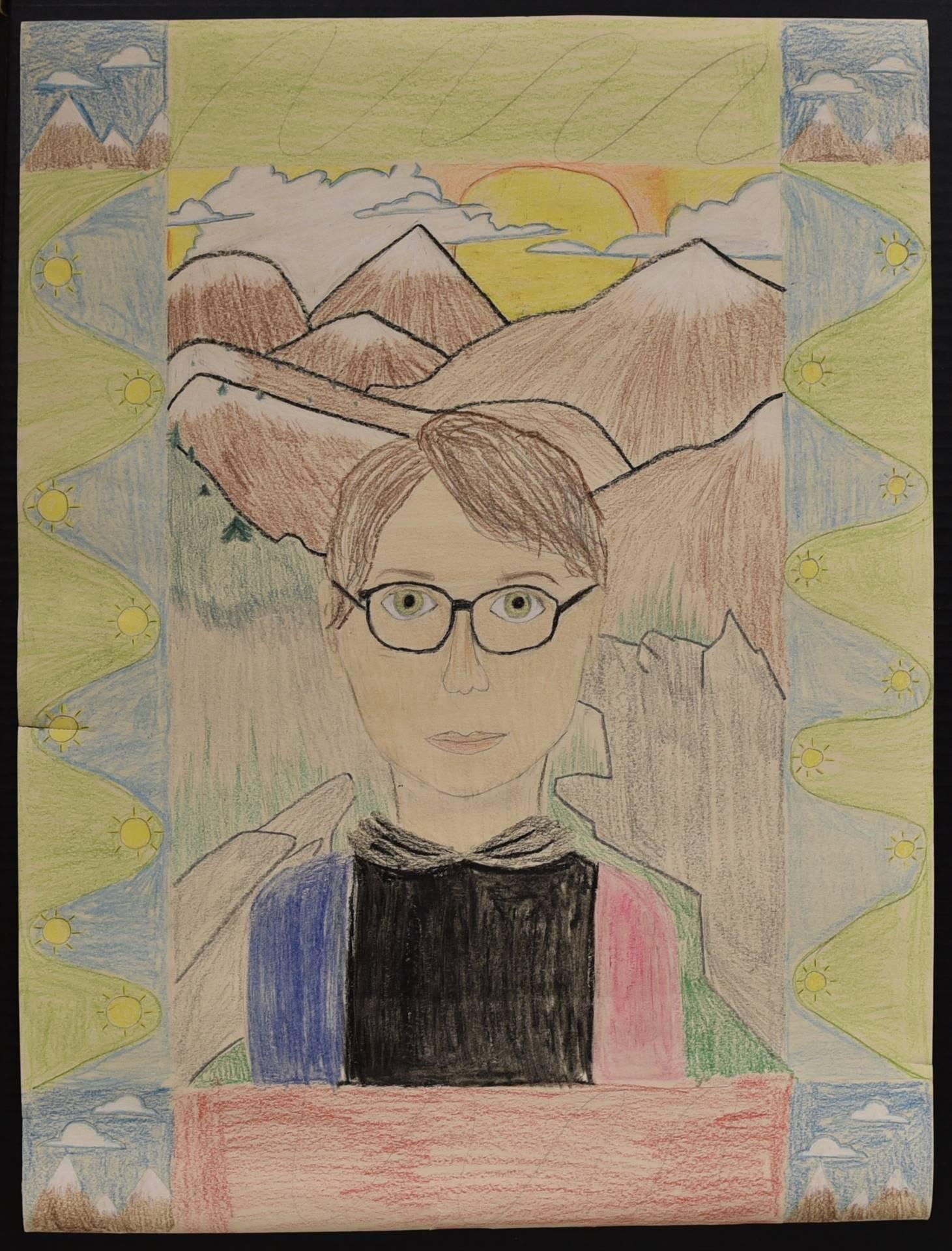 Brecksville-Broadview Hts. Middle School Art Projects 156