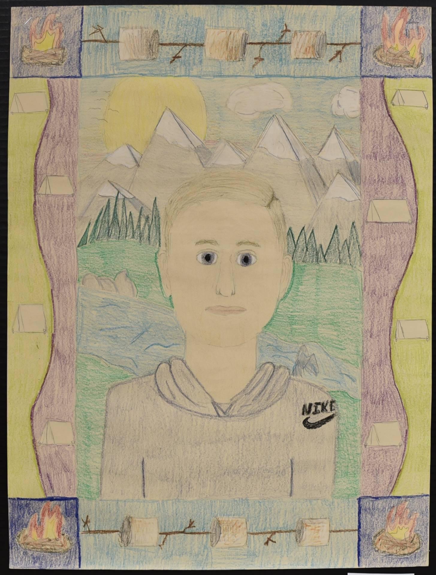 Brecksville-Broadview Hts. Middle School Art Projects 157