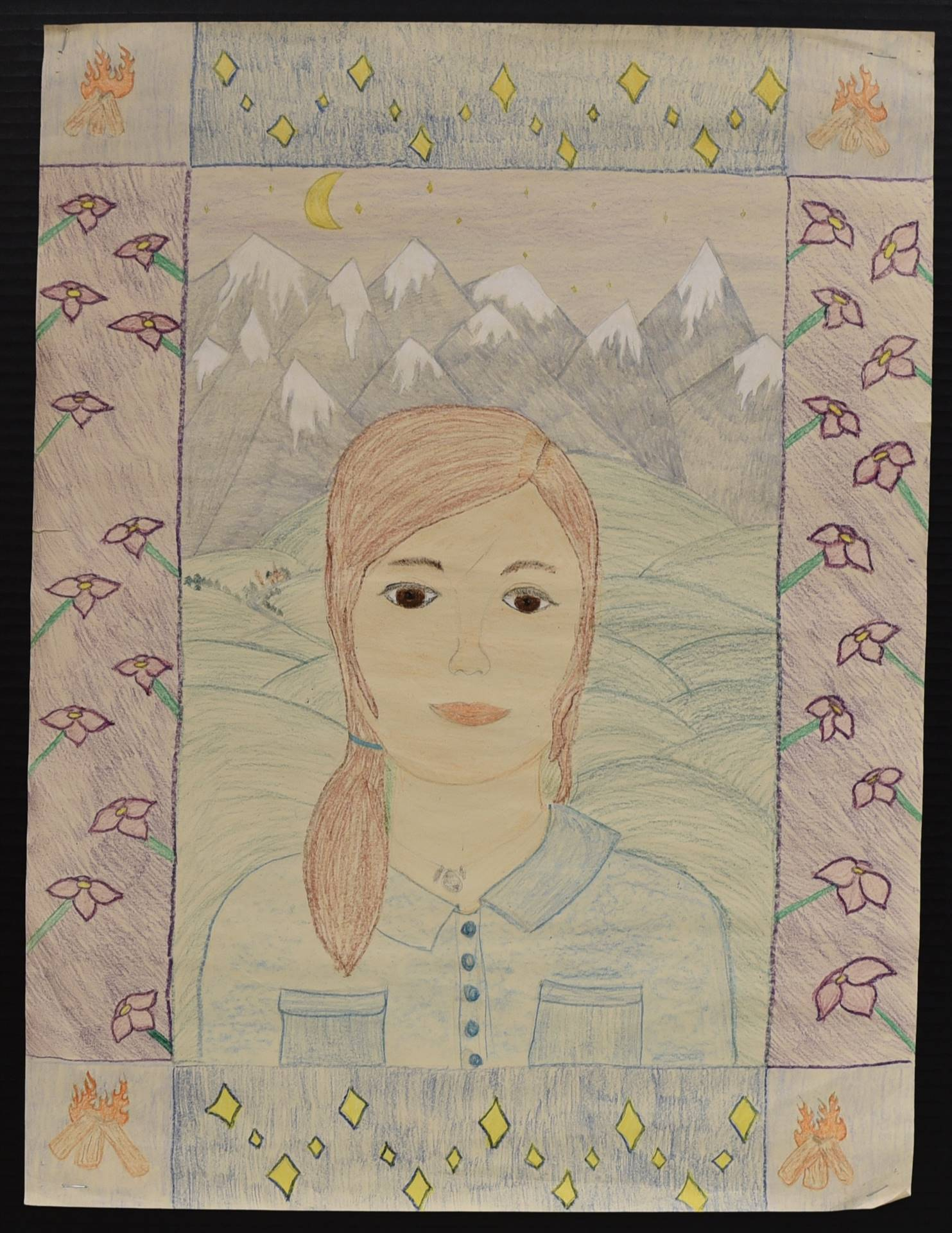 Brecksville-Broadview Hts. Middle School Art Projects 158