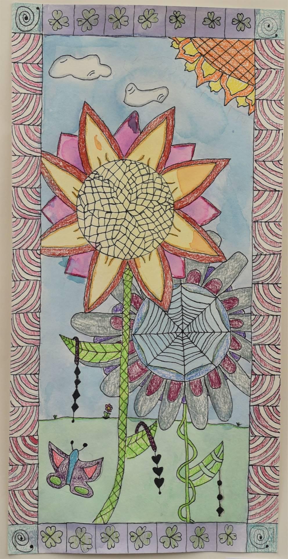 Brecksville-Broadview Hts. Middle School Art Projects 161