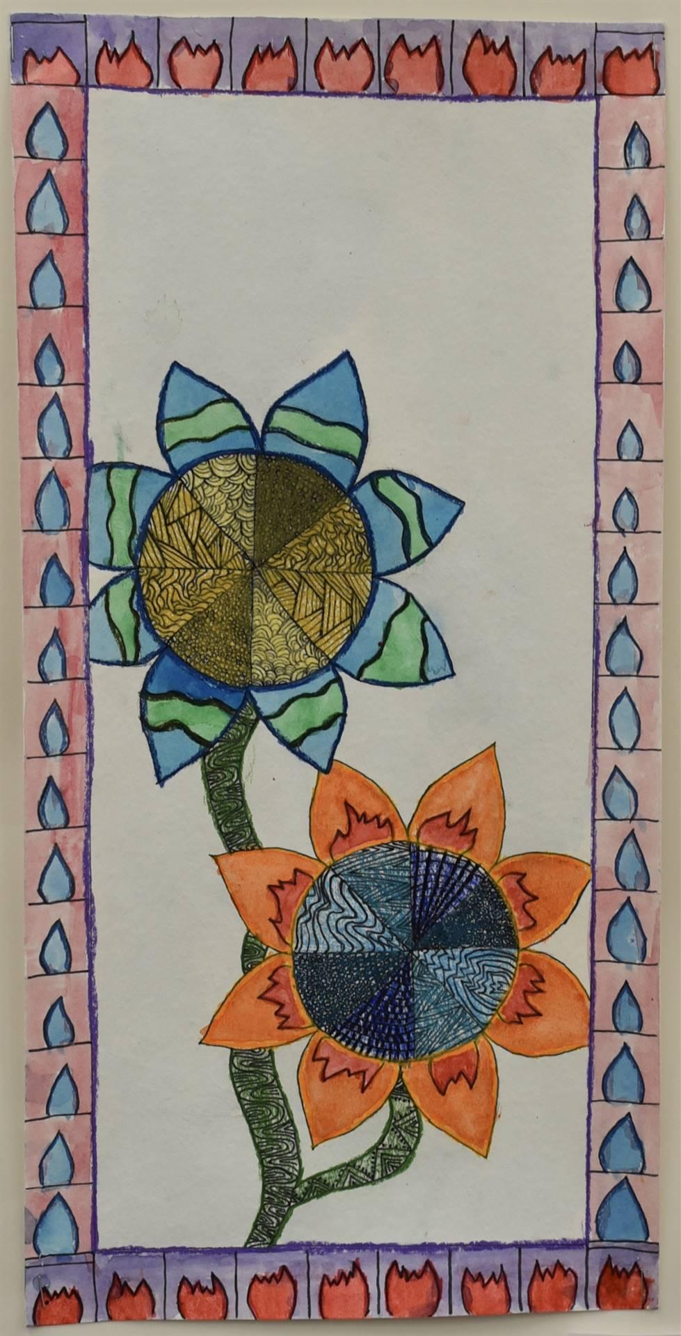 Brecksville-Broadview Hts. Middle School Art Projects 163