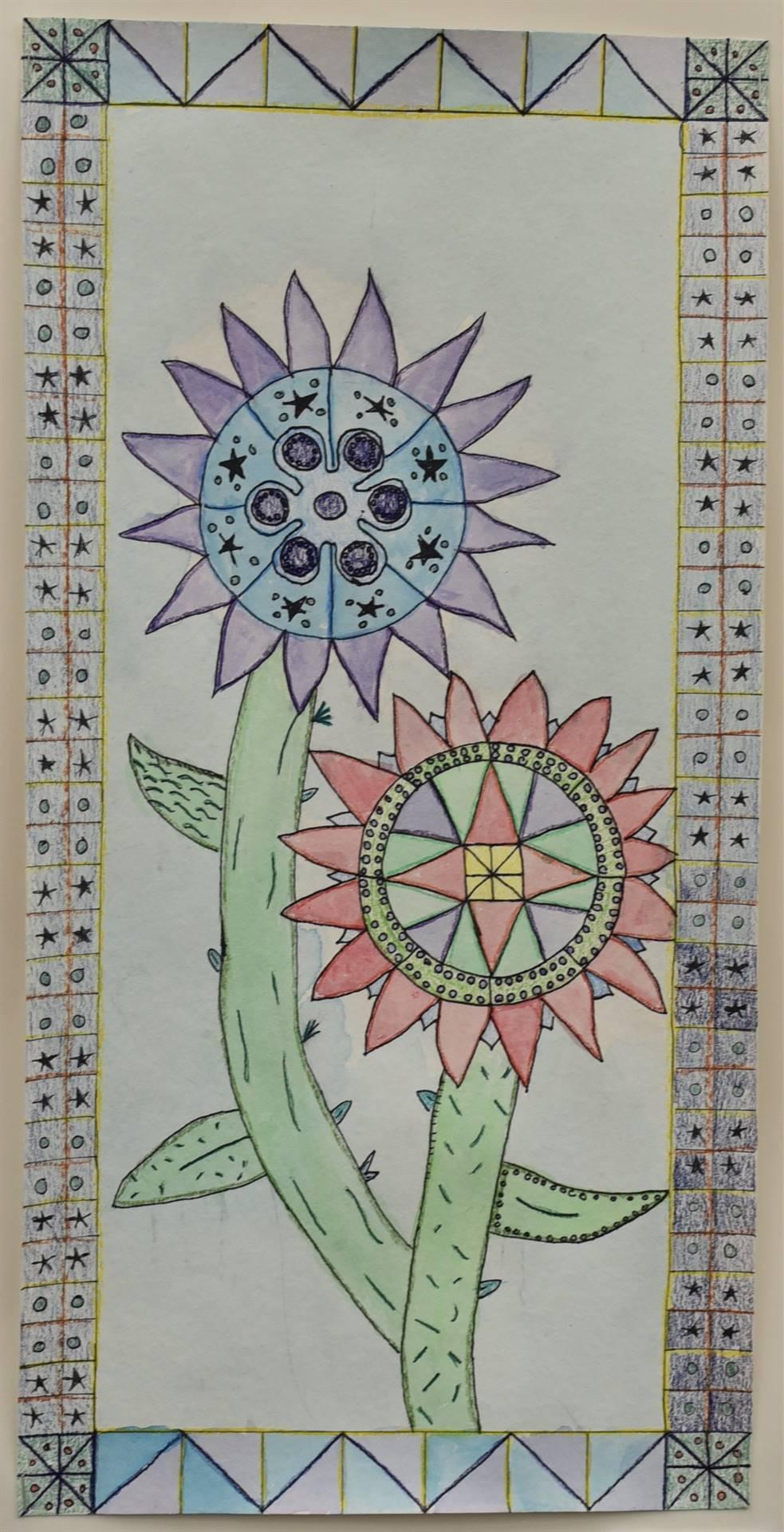 Brecksville-Broadview Hts. Middle School Art Projects 165