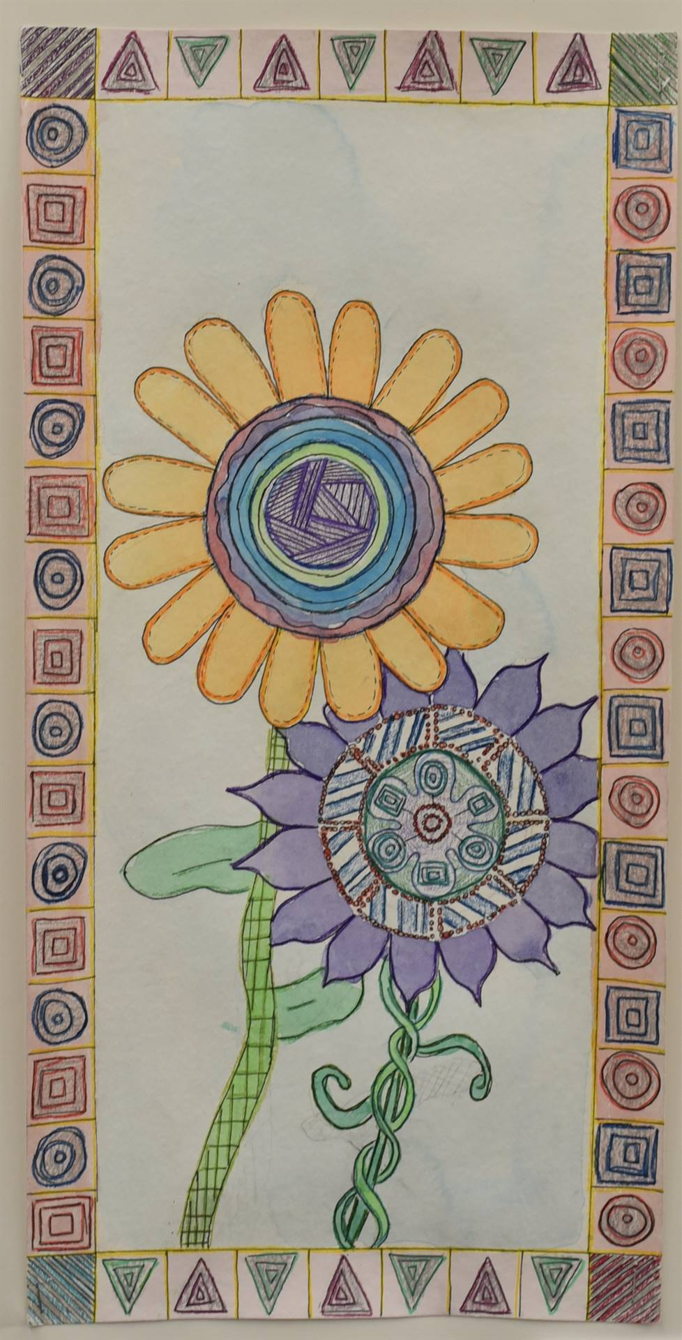 Brecksville-Broadview Hts. Middle School Art Projects 168