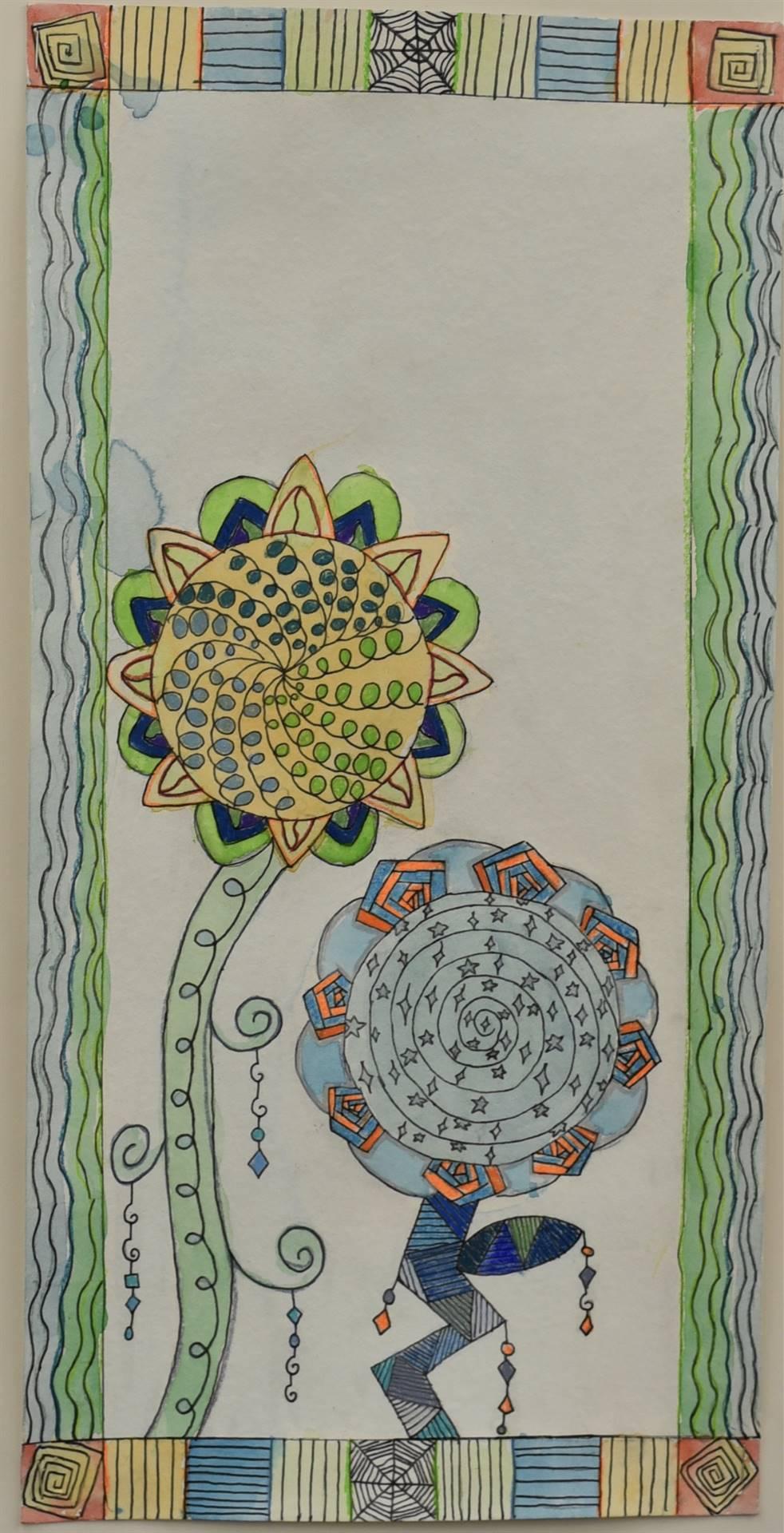 Brecksville-Broadview Hts. Middle School Art Projects 169
