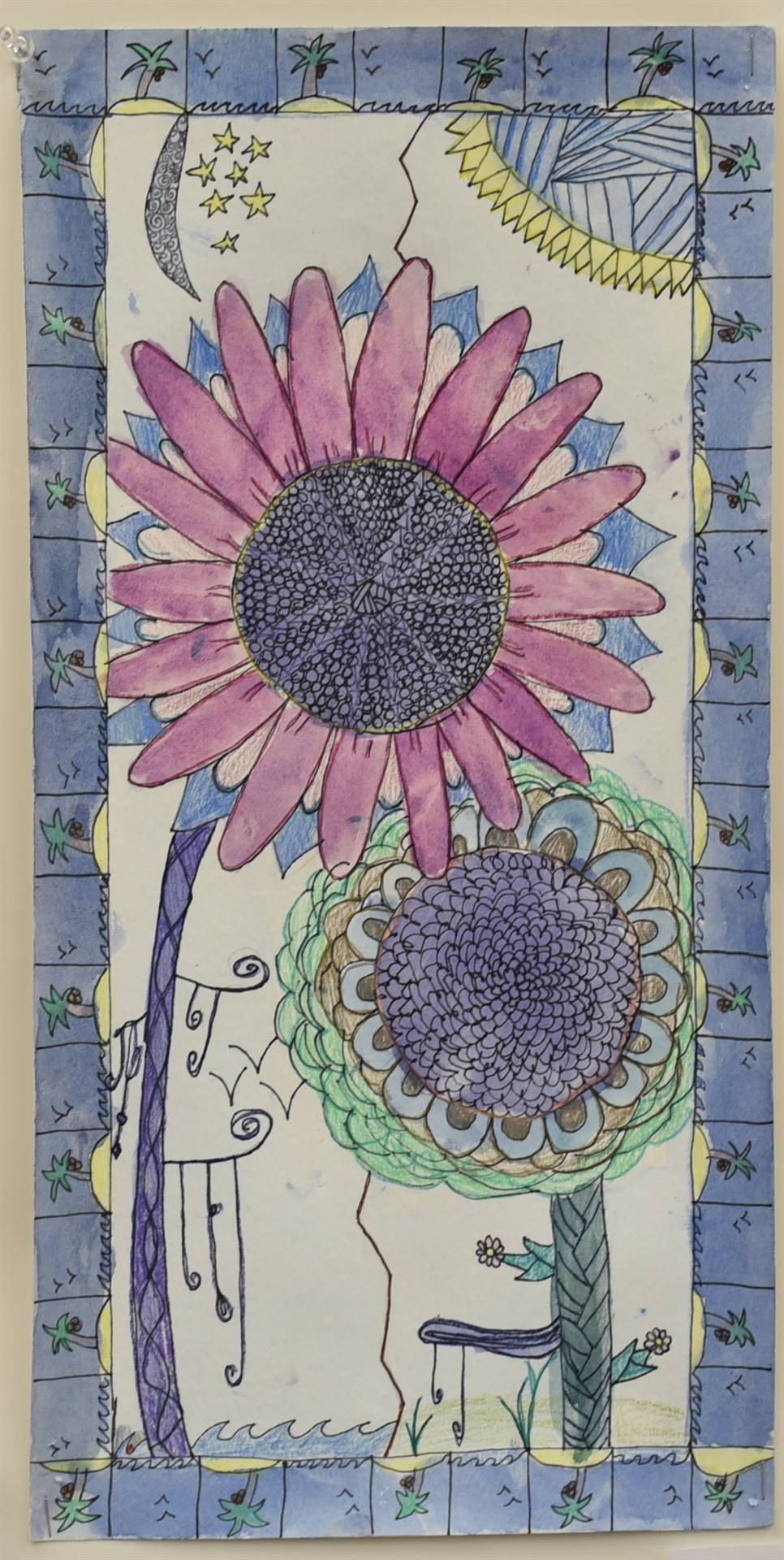 Brecksville-Broadview Hts. Middle School Art Projects 167
