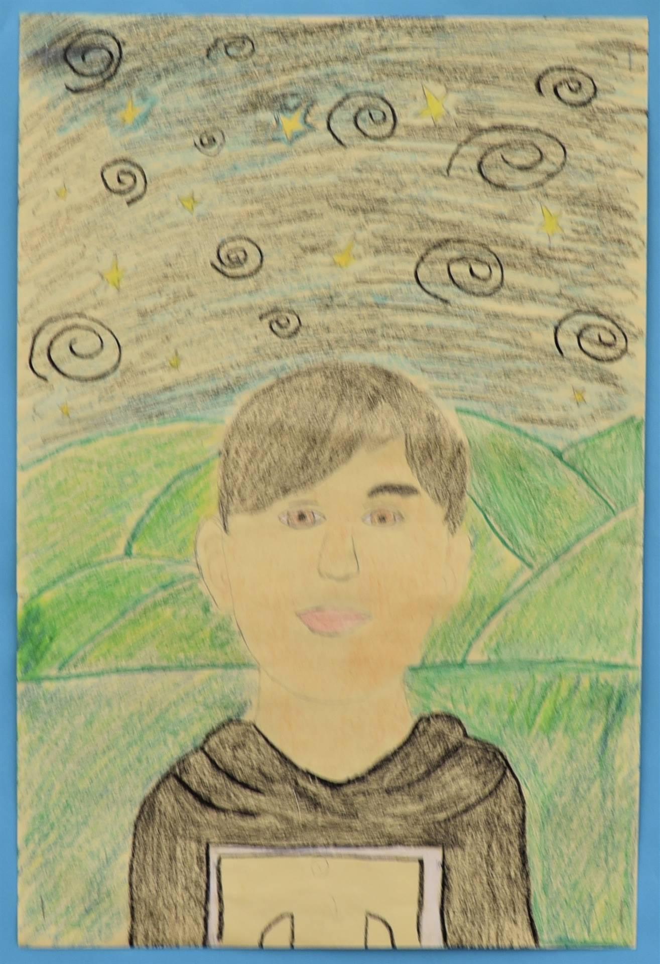 Brecksville-Broadview Hts. Middle School Art Projects 175