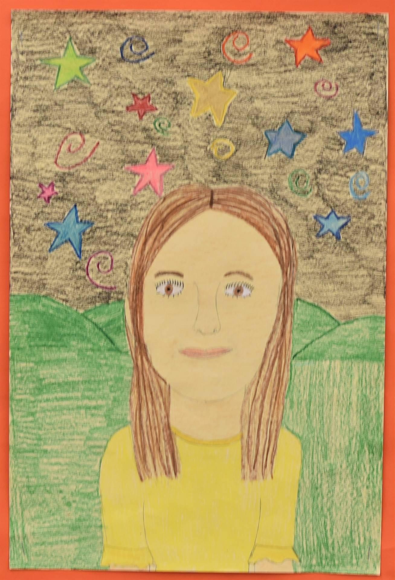 Brecksville-Broadview Hts. Middle School Art Projects 173