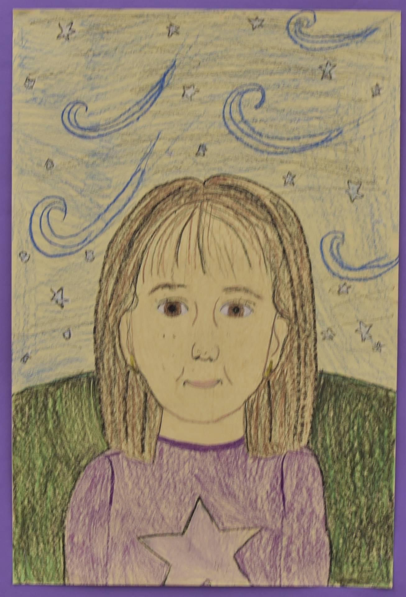 Brecksville-Broadview Hts. Middle School Art Projects 177