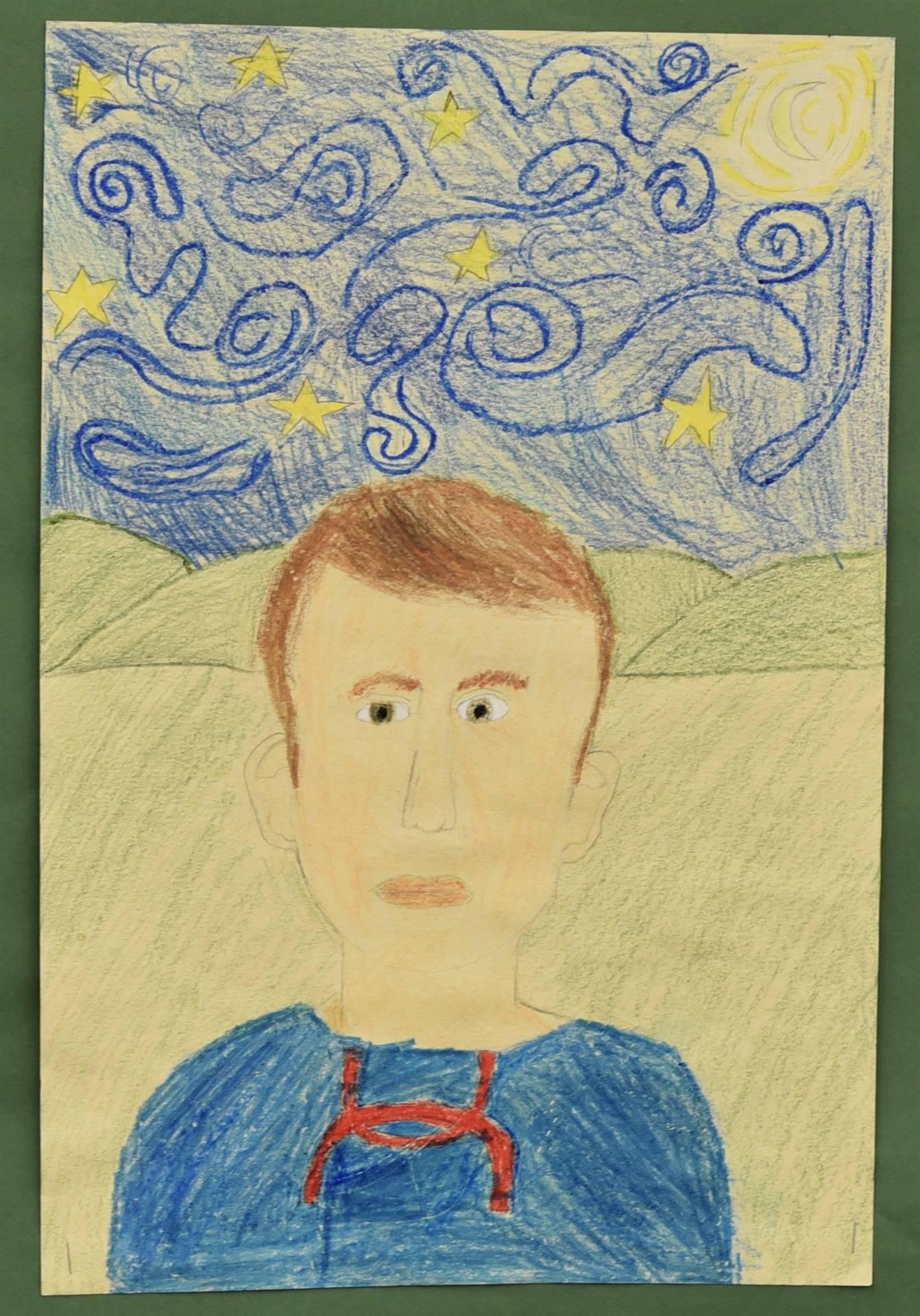 Brecksville-Broadview Hts. Middle School Art Projects 181