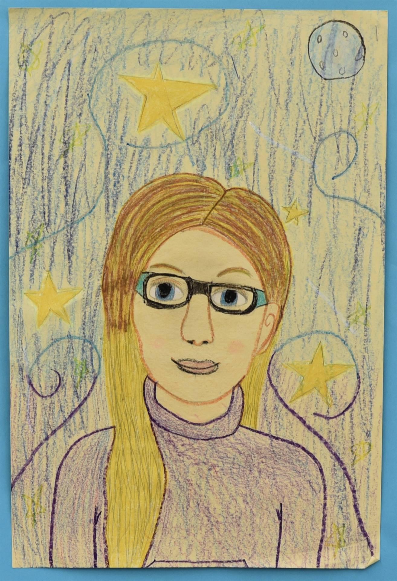 Brecksville-Broadview Hts. Middle School Art Projects 183
