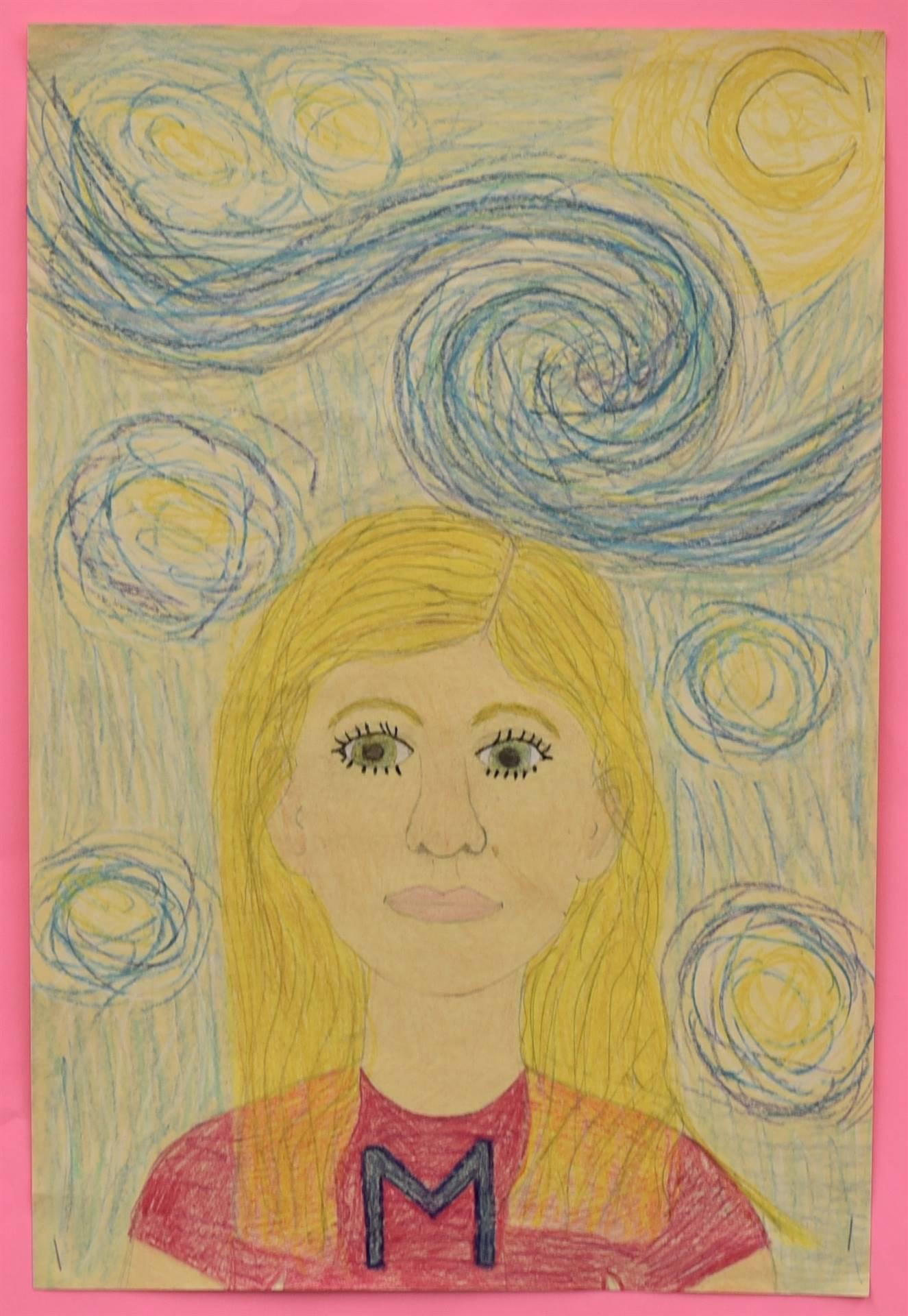 Brecksville-Broadview Hts. Middle School Art Projects 184